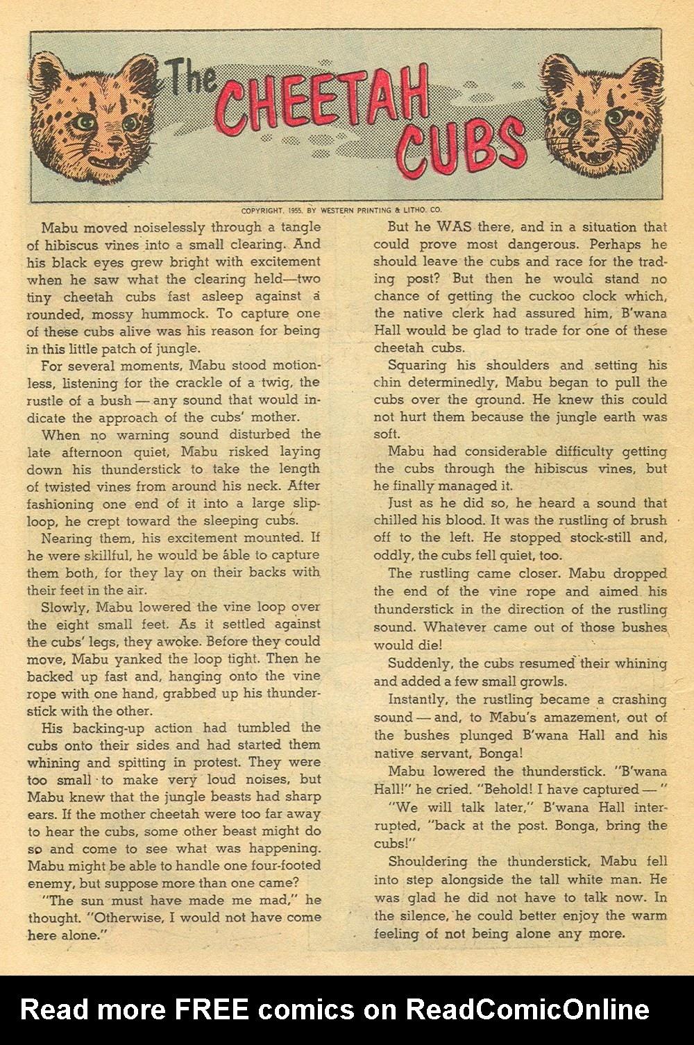 Tarzan (1948) issue 75 - Page 18