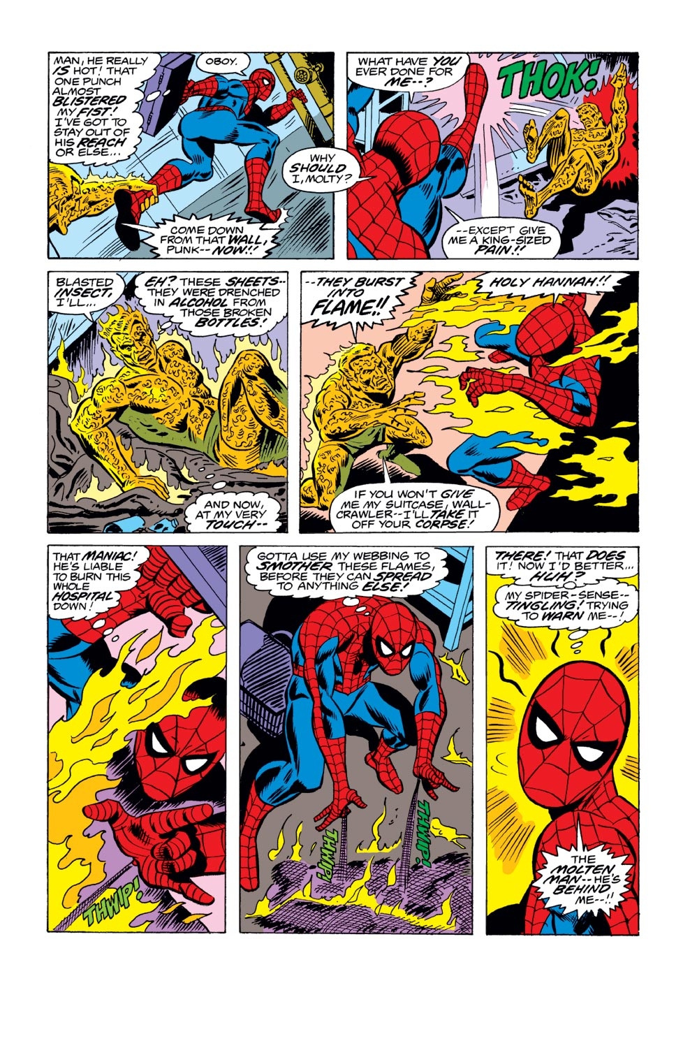 The Amazing Spider-Man (1963) 172 Page 16