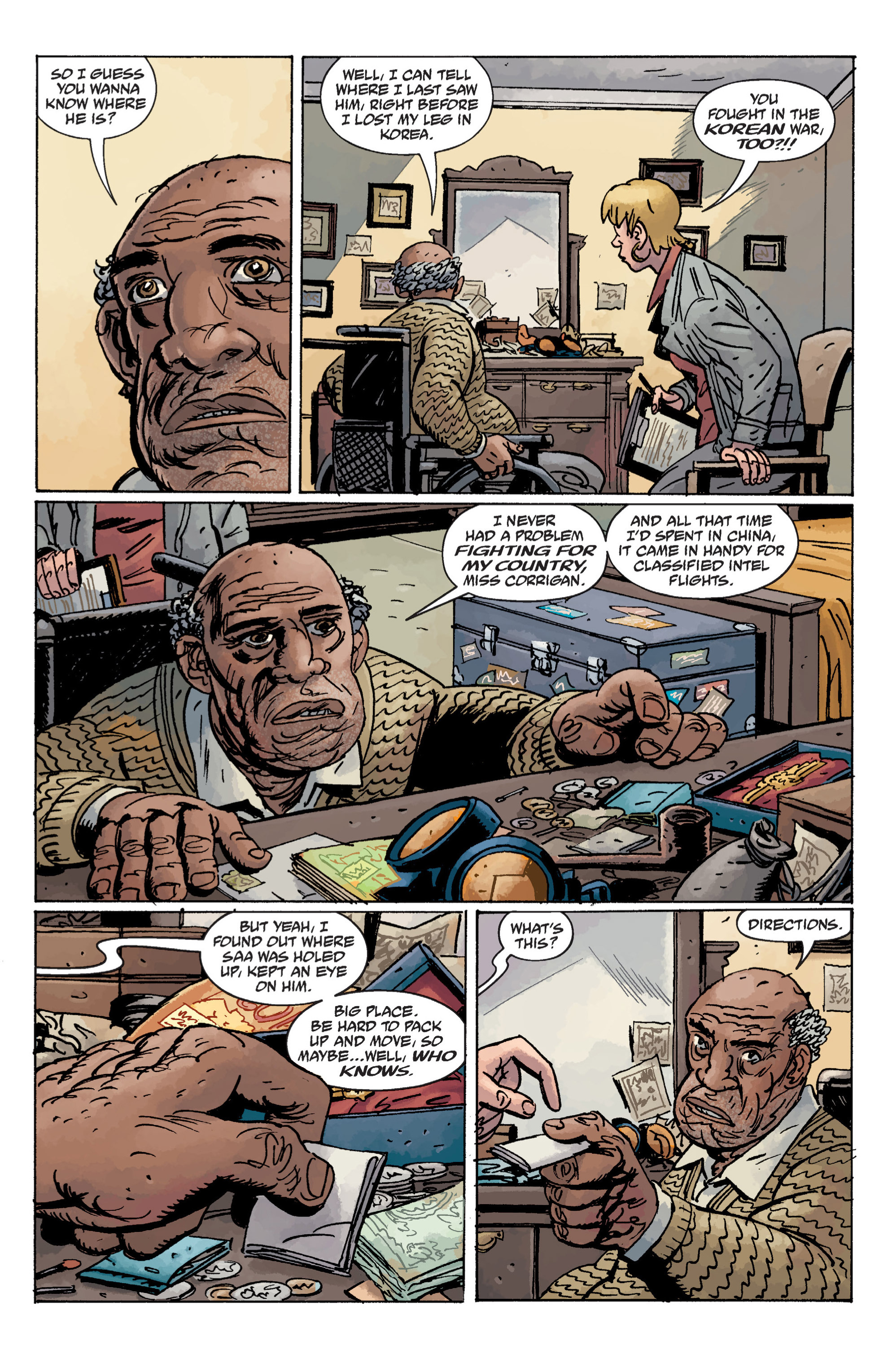 Read online B.P.R.D. (2003) comic -  Issue # TPB 11 - 31