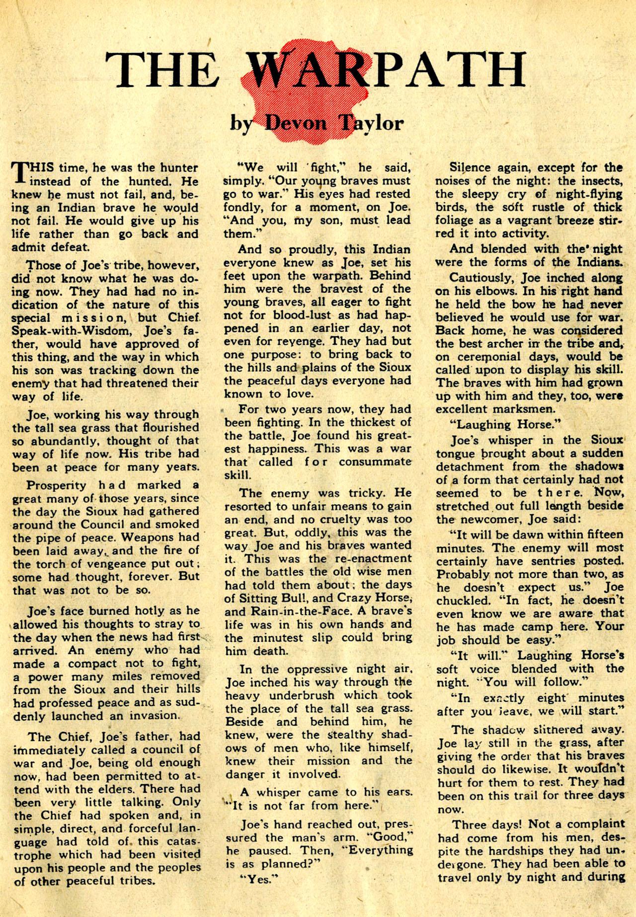 Read online Detective Comics (1937) comic -  Issue #90 - 33