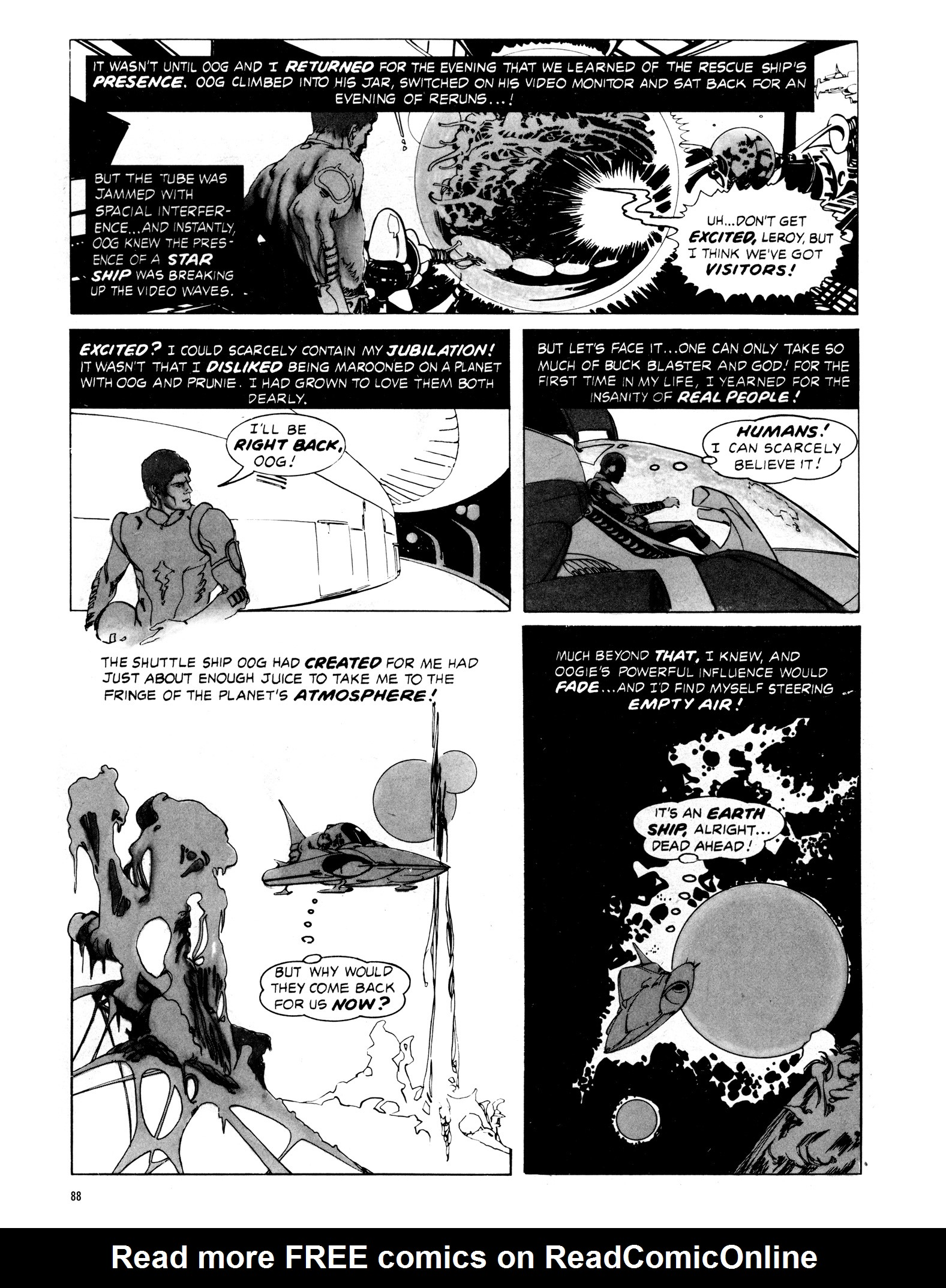 Read online Eerie Archives comic -  Issue # TPB 16 - 89