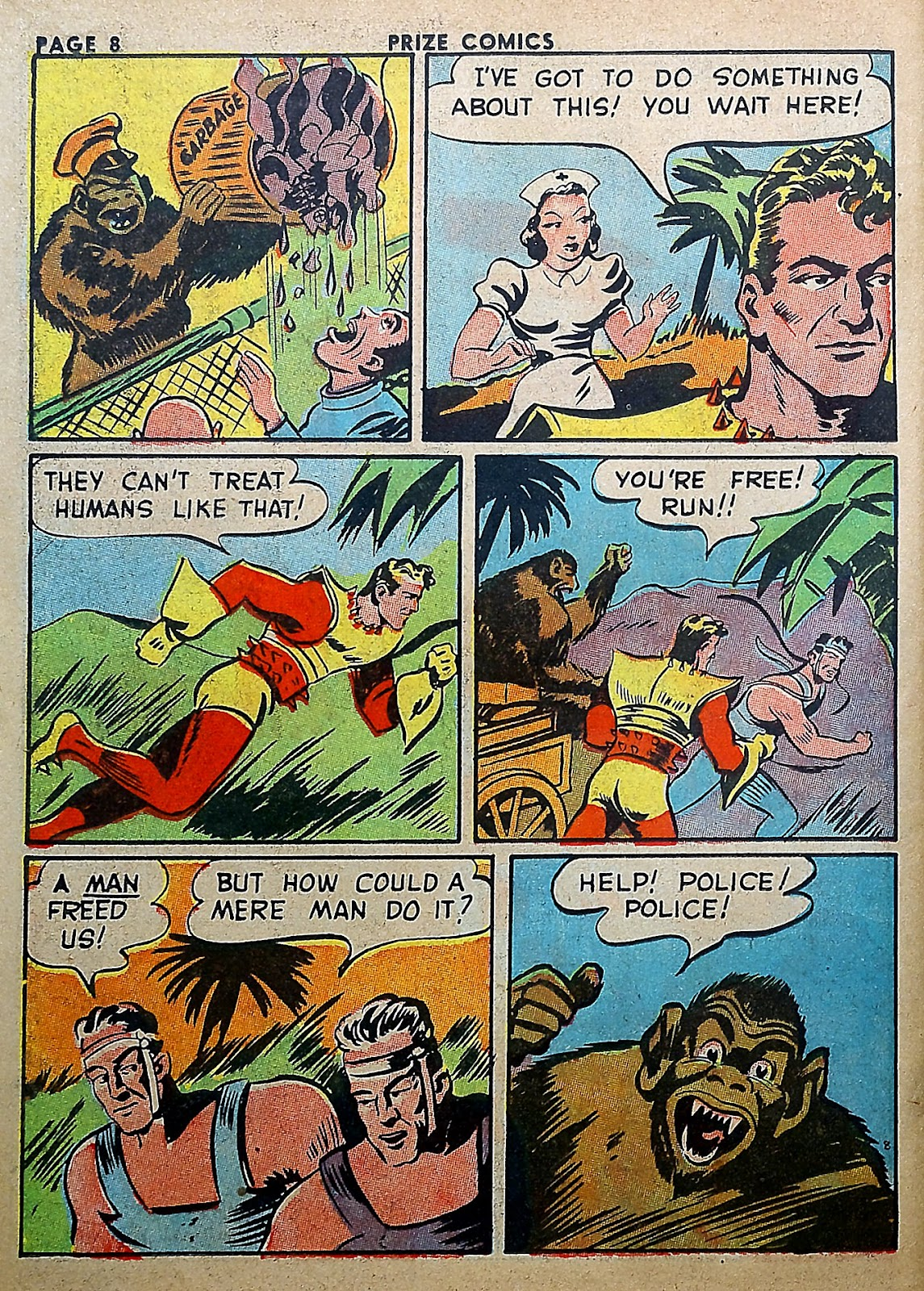 Prize Comics issue 5 - Page 9
