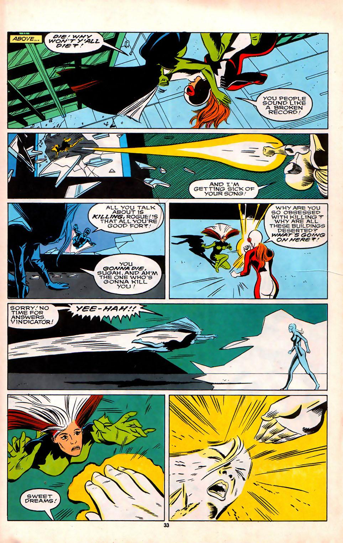 Read online Alpha Flight (1983) comic -  Issue #75 - 30