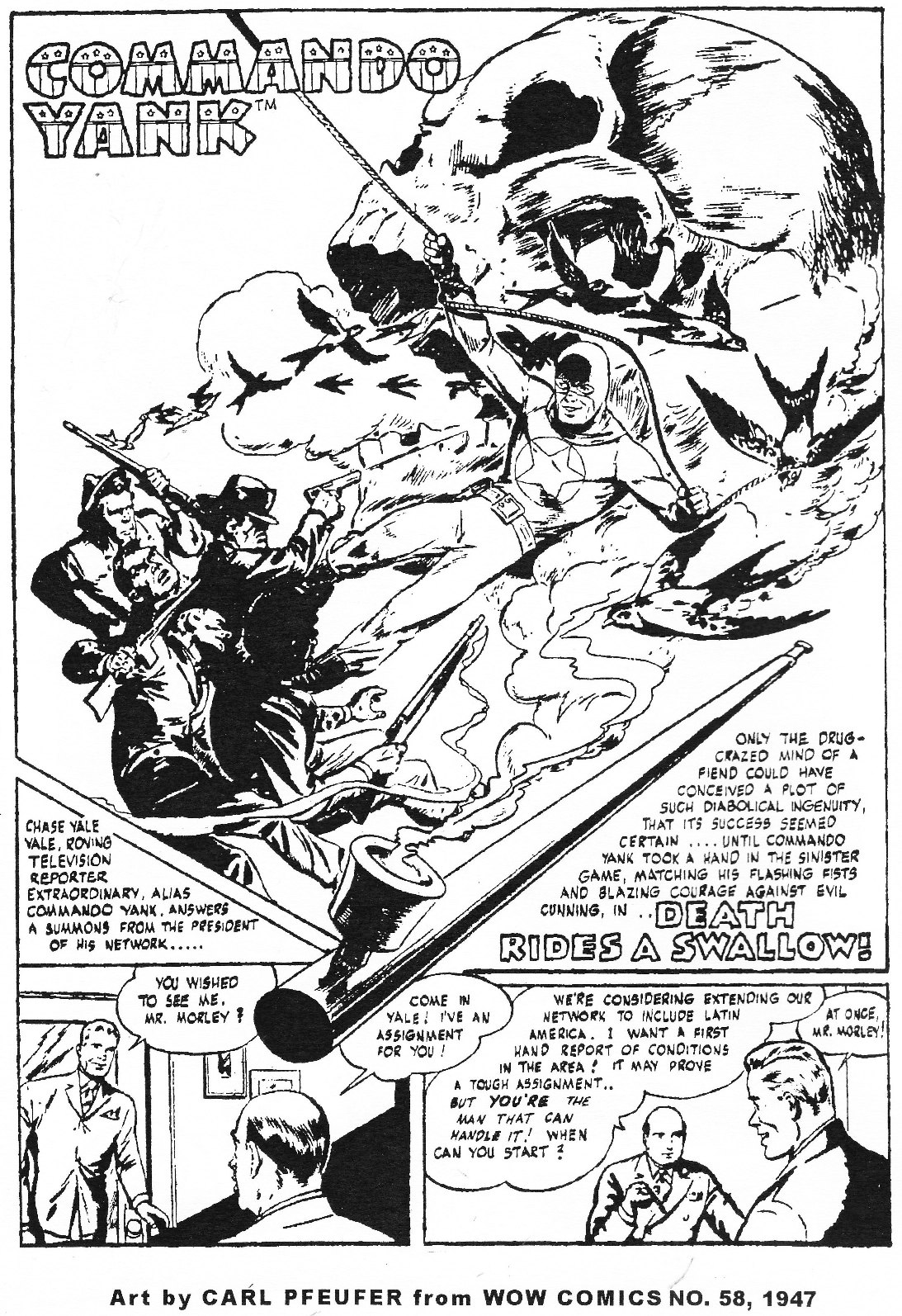 Read online Men of Mystery Comics comic -  Issue #73 - 4