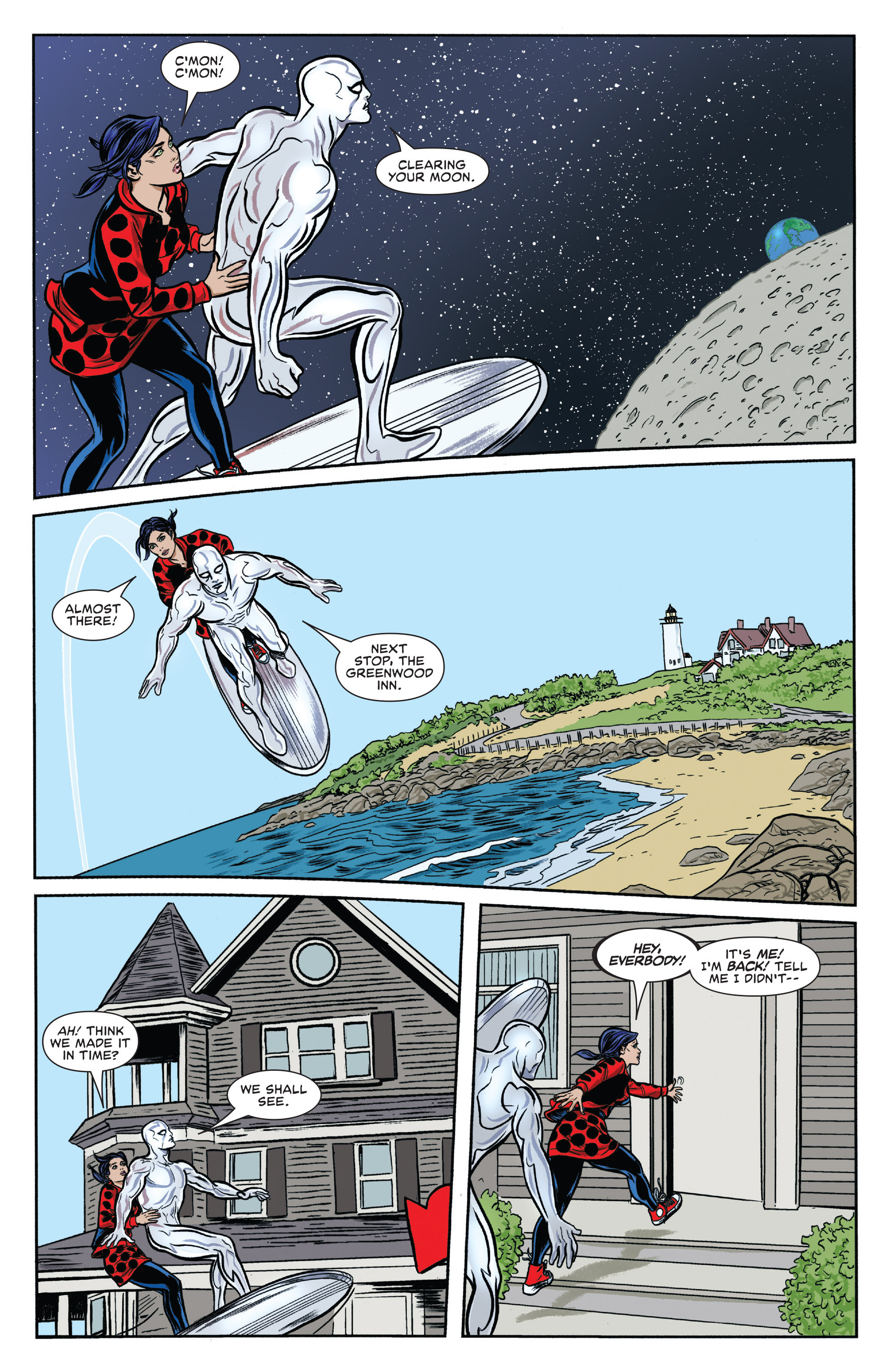 Read online Silver Surfer (2016) comic -  Issue #11 - 18