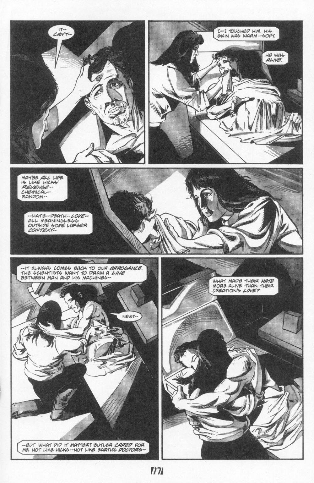 Read online Aliens (1988) comic -  Issue #6 - 19