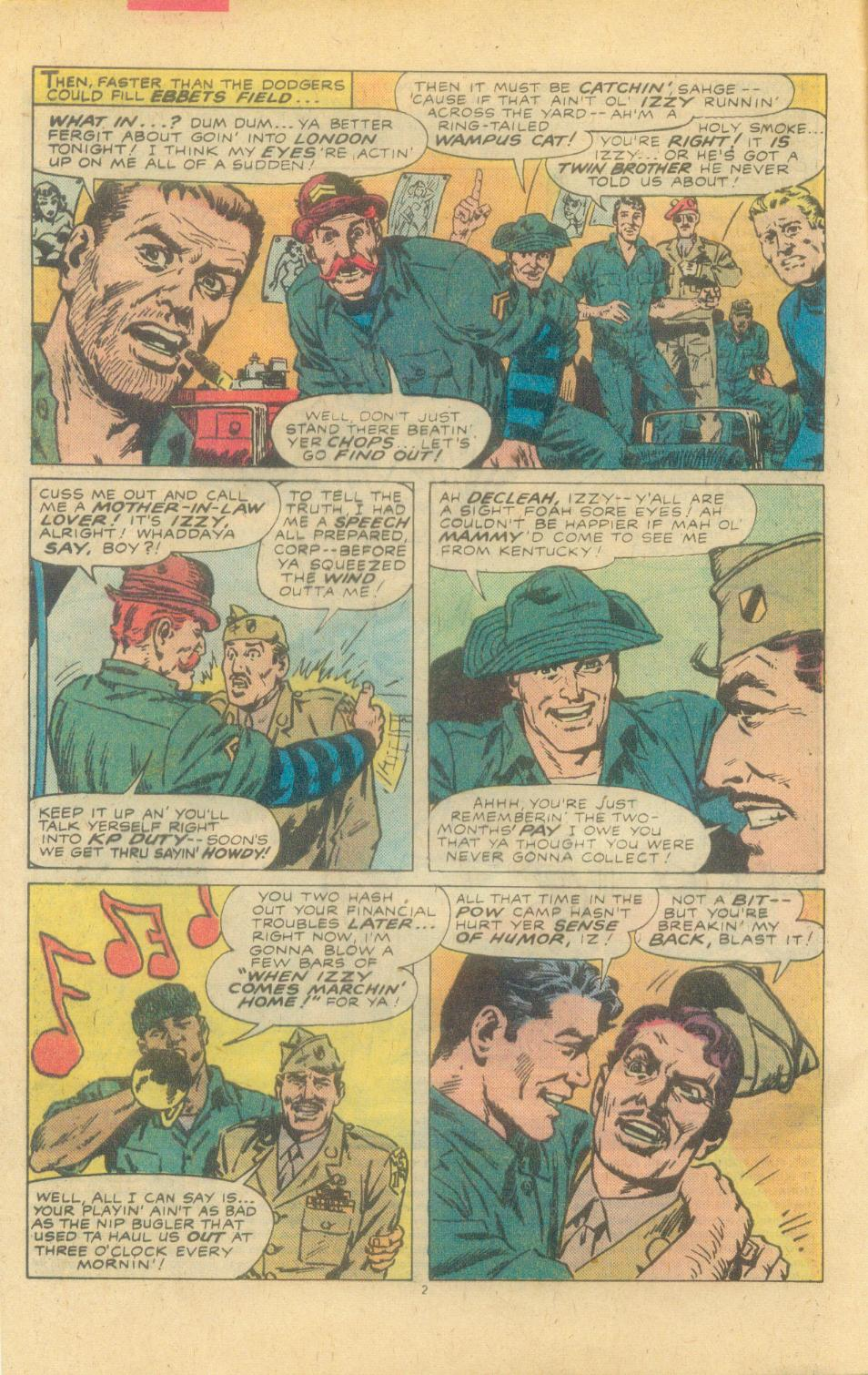 Read online Sgt. Fury comic -  Issue #155 - 4
