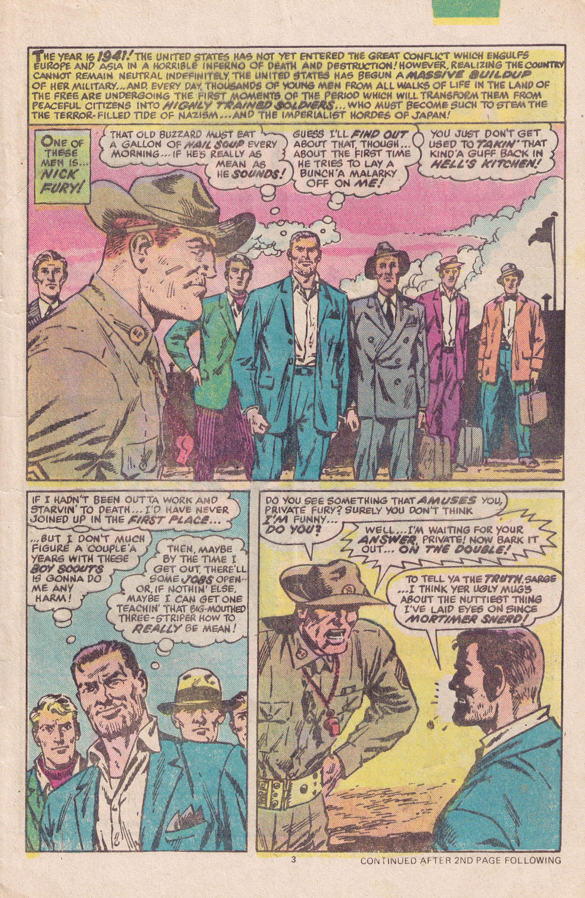 Read online Sgt. Fury comic -  Issue #158 - 5