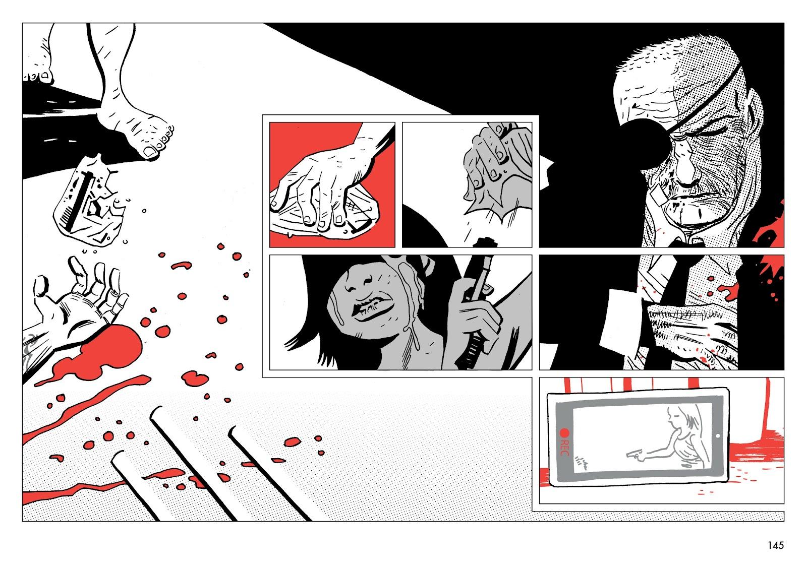 Read online Polar comic -  Issue # TPB The Kaiser Falls (Part 2) - 47