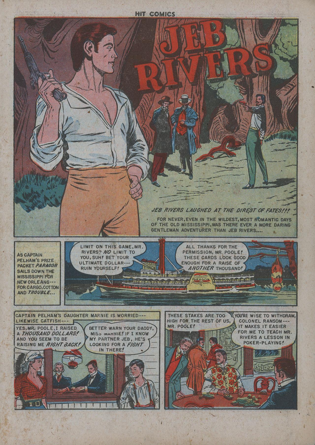 Read online Hit Comics comic -  Issue #63 - 3