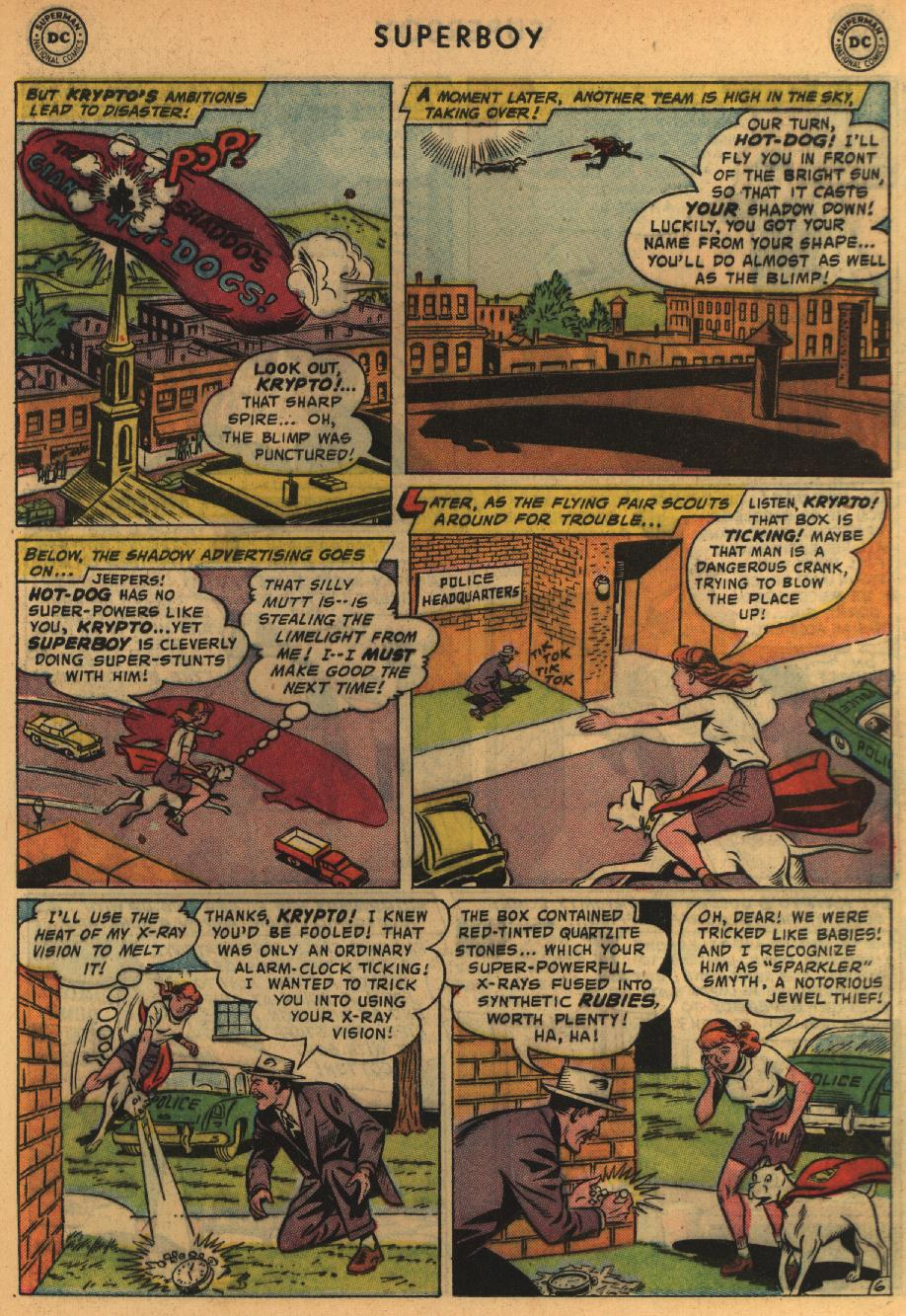 Superboy (1949) issue 64 - Page 26