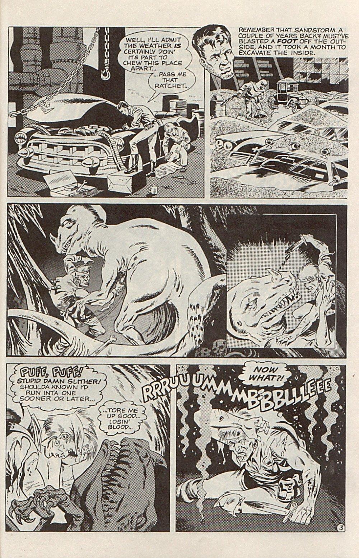 Read online Xenozoic Tales comic -  Issue #6 - 26