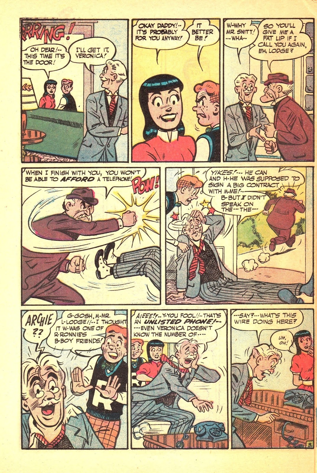 Archie Comics issue 087 - Page 32