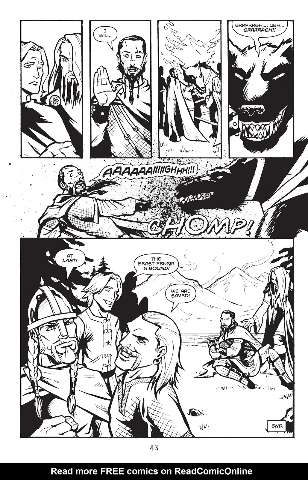 Read online Gods of Asgard comic -  Issue # TPB (Part 1) - 44