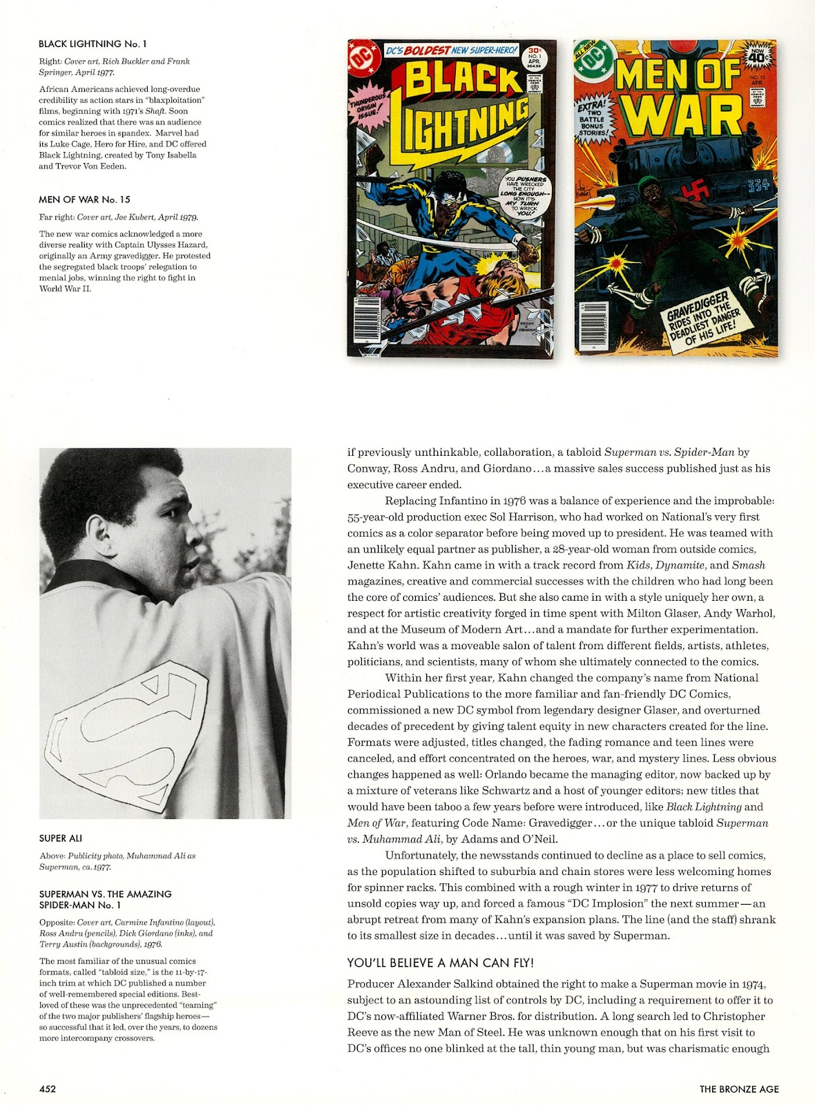 Read online 75 Years Of DC Comics comic -  Issue # TPB (Part 5) - 68