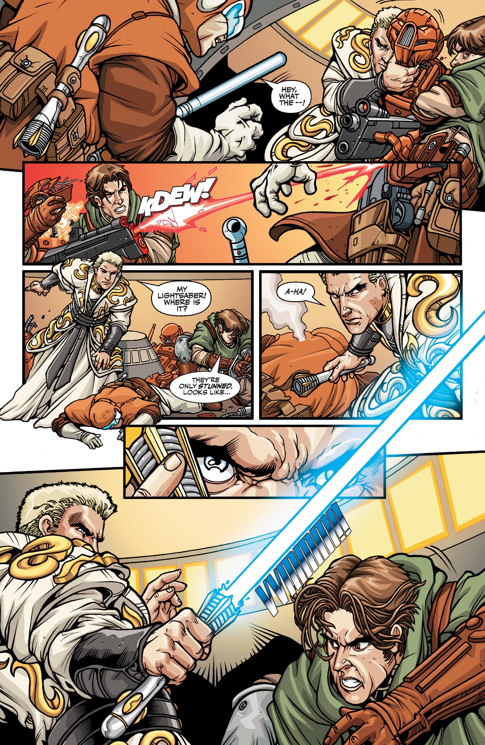 Read online Star Wars Omnibus comic -  Issue # Vol. 32 - 45