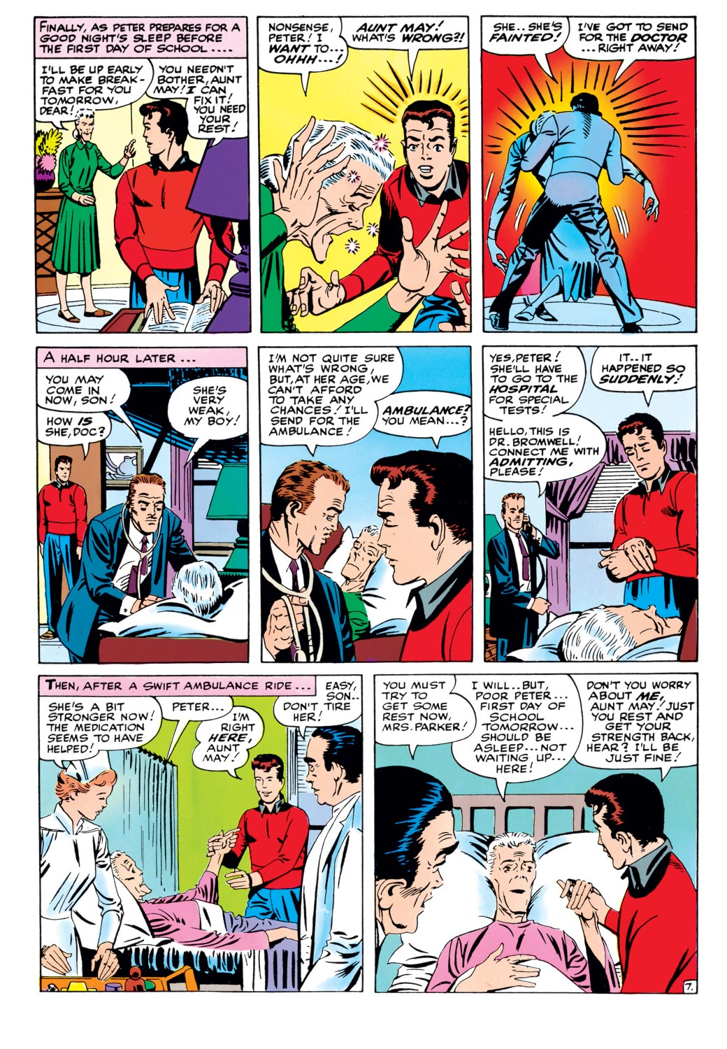 The Amazing Spider-Man (1963) 31 Page 7