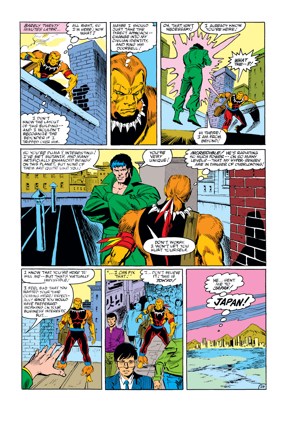 The Amazing Spider-Man (1963) 273 Page 20