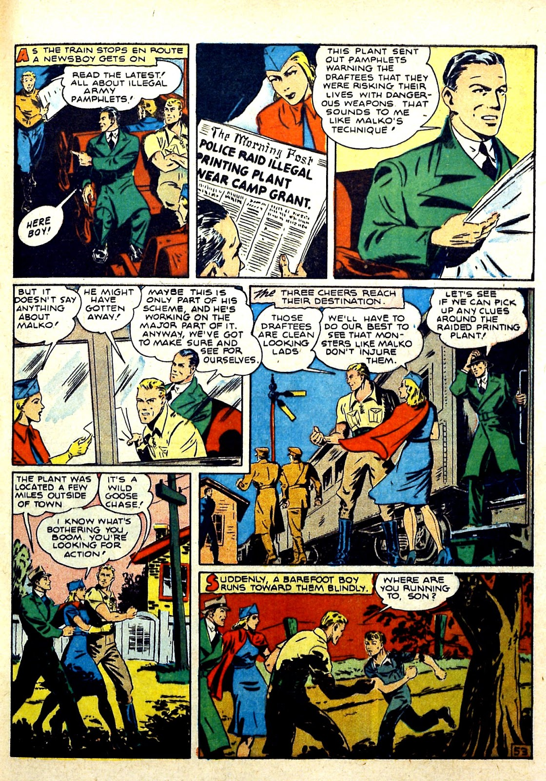 Our Flag Comics issue 4 - Page 55