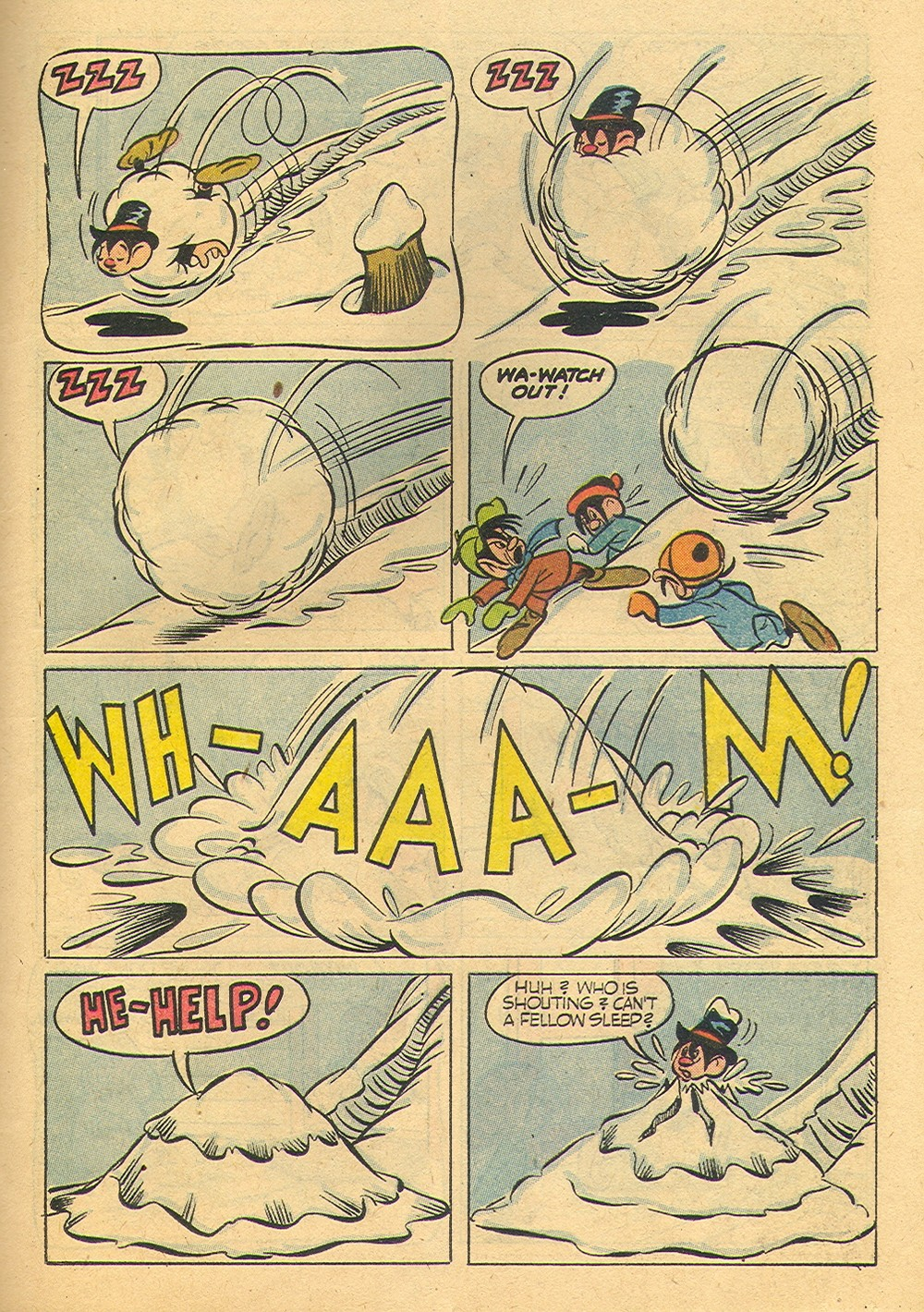 Four Color Comics issue 868 - Page 25