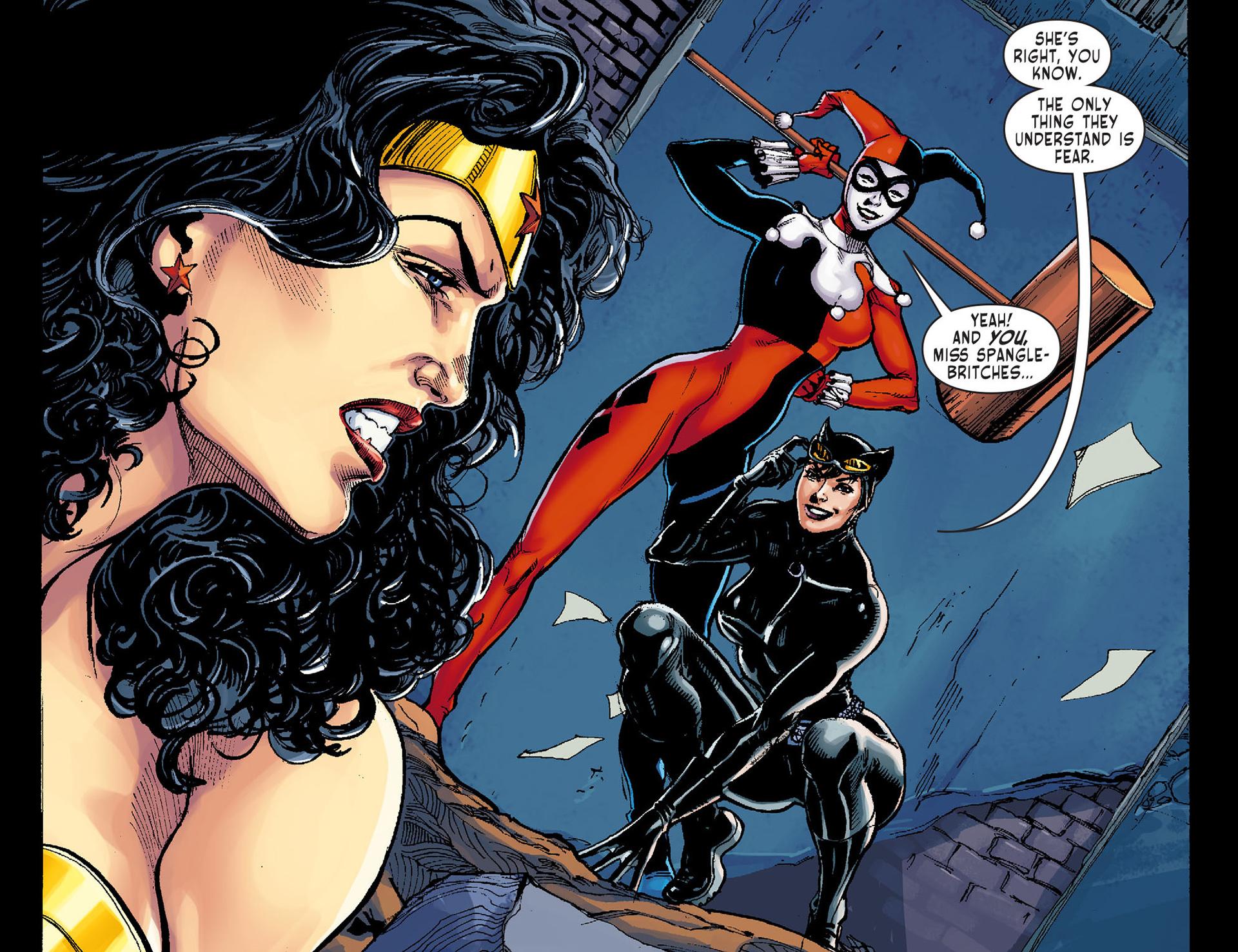 Read online Sensation Comics Featuring Wonder Woman comic -  Issue #2 - 8