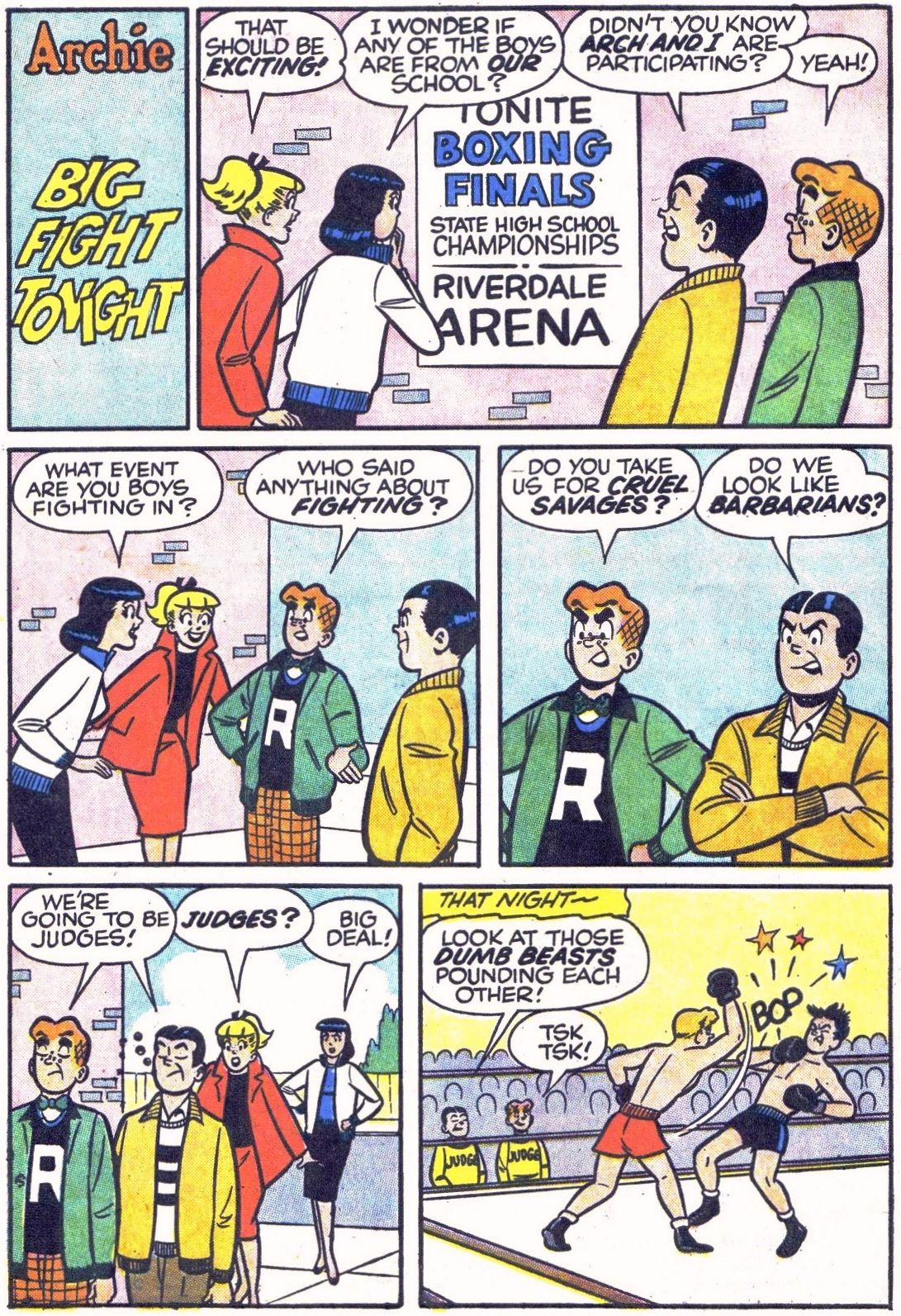 Read online Archie (1960) comic -  Issue #124 - 10