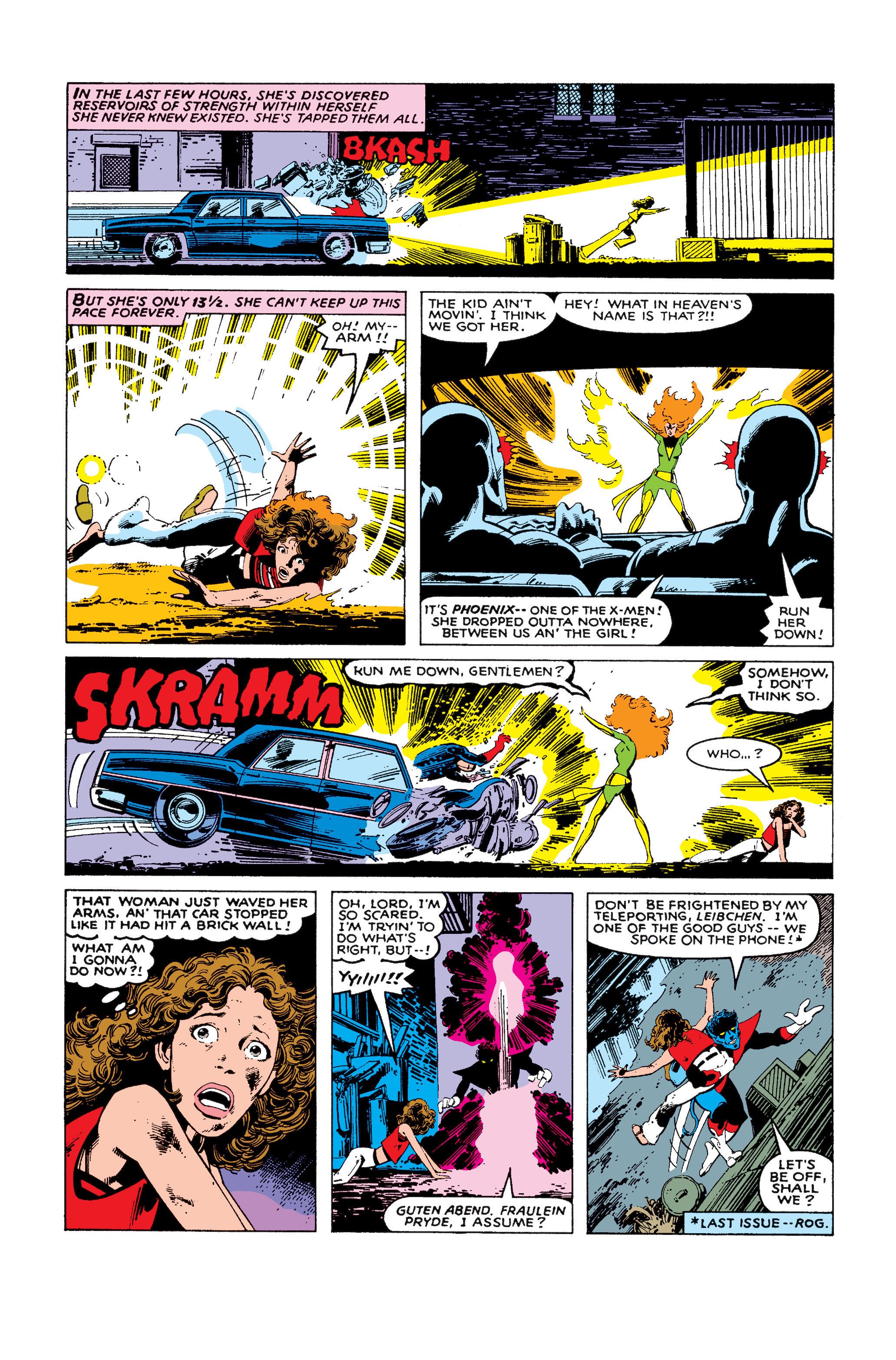 Uncanny X-Men (1963) 131 Page 2