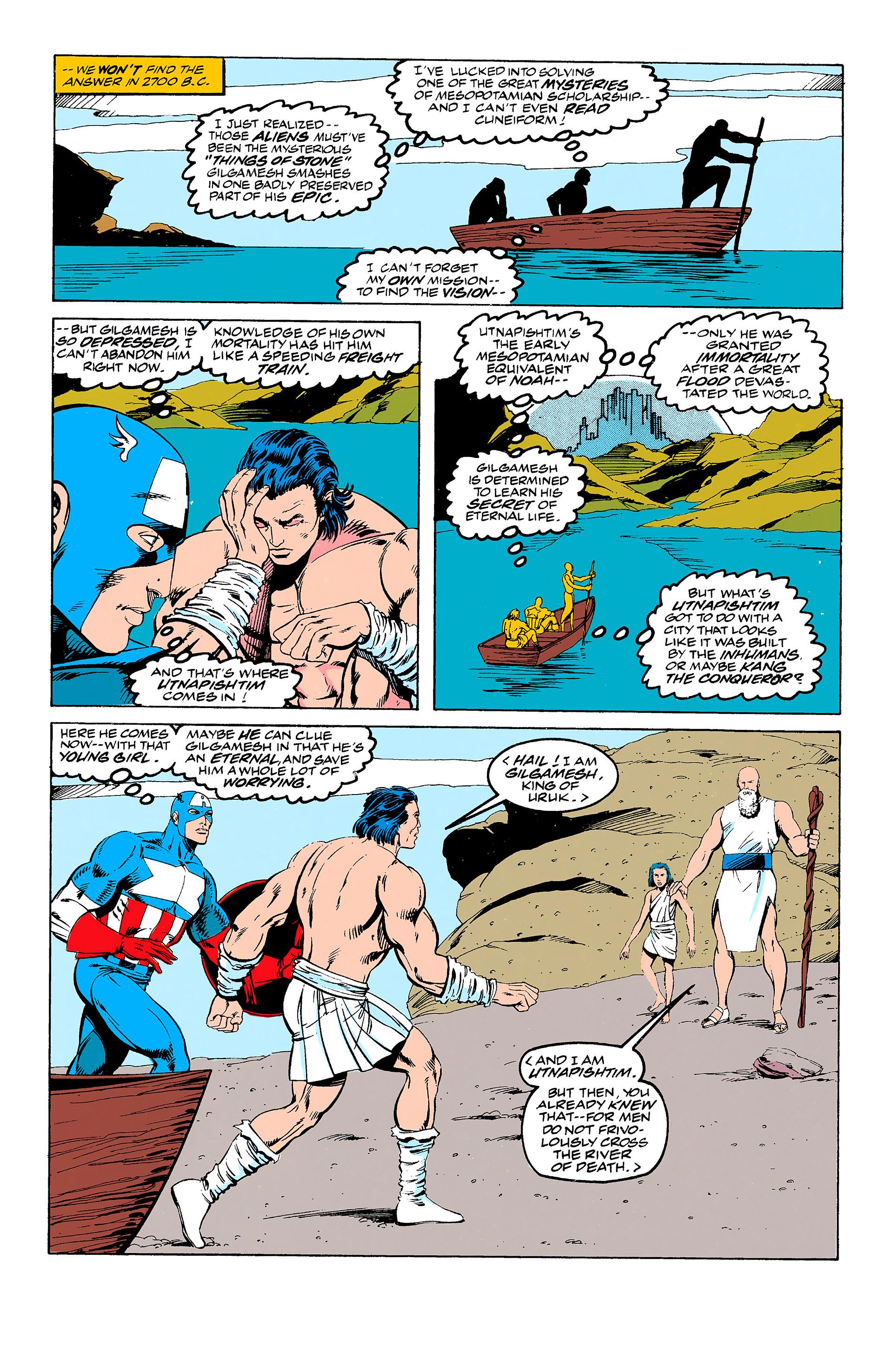 Read online Captain America (1968) comic -  Issue # _Annual 11 - 18