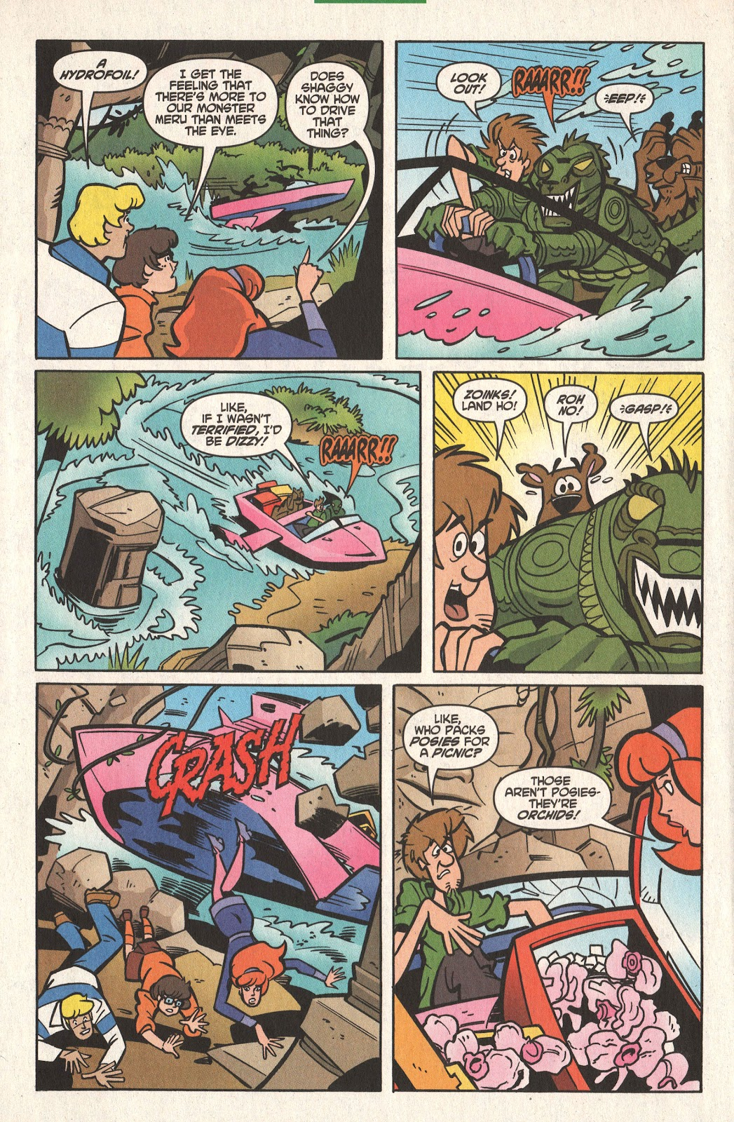 Read online Scooby-Doo (1997) comic -  Issue #85 - 14