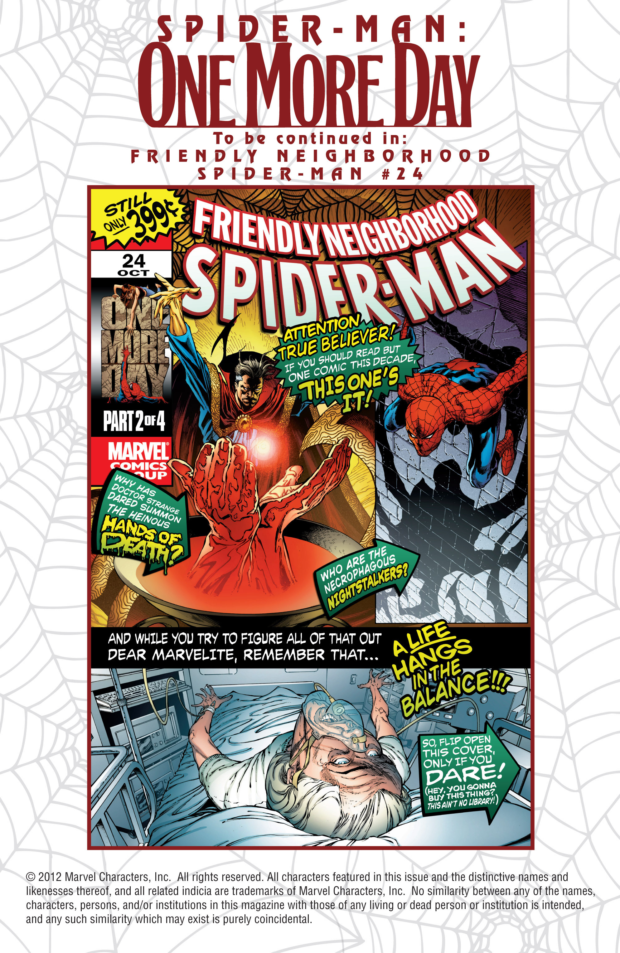 The Amazing Spider-Man (1963) 544 Page 25