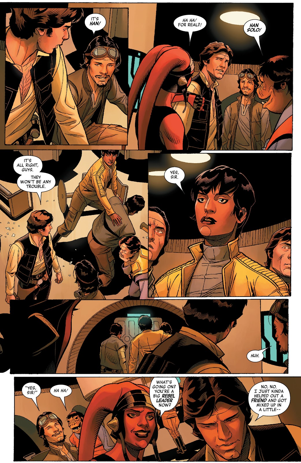 Read online Star Wars: Age of Rebellion - Heroes comic -  Issue # TPB - 35