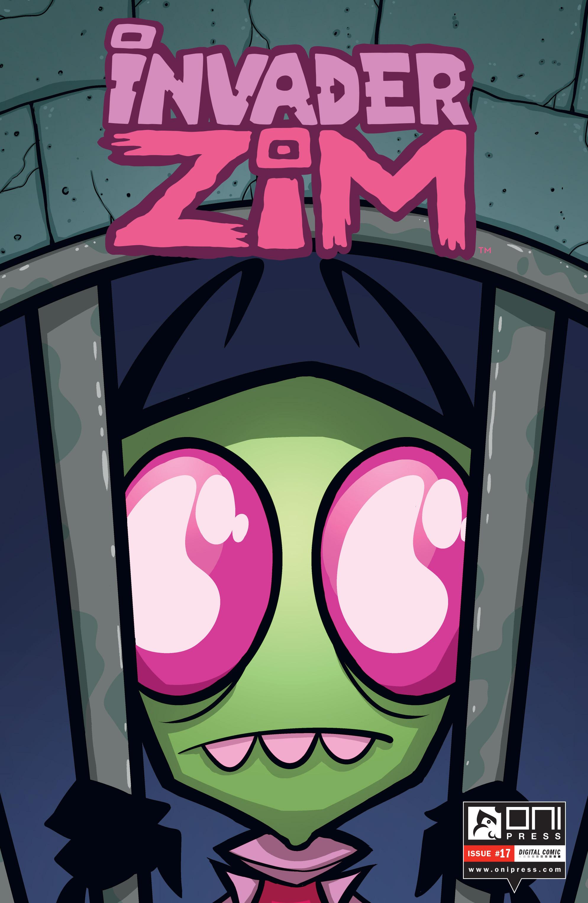 Invader Zim 17 Page 1