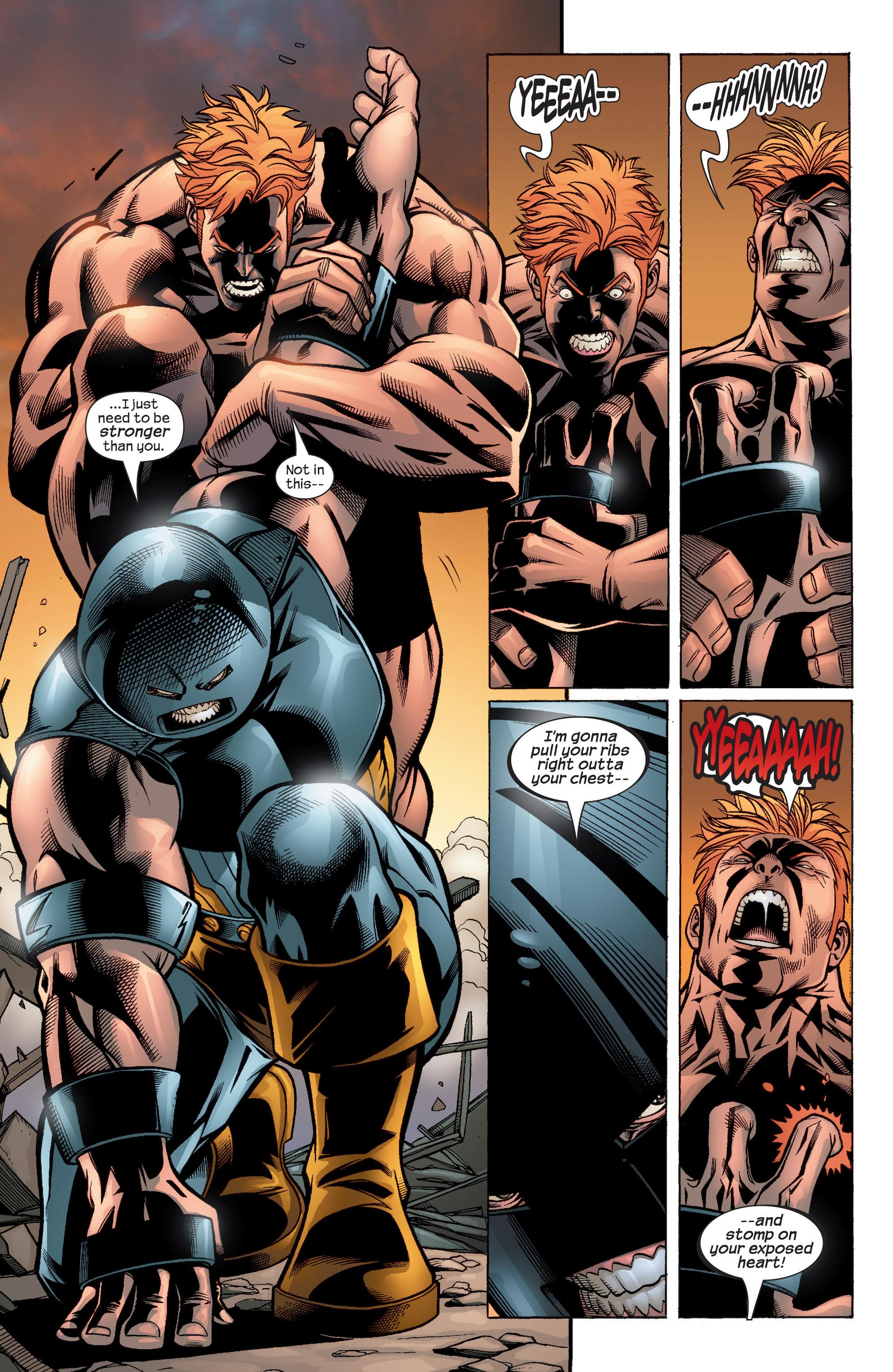 Read online Uncanny X-Men (1963) comic -  Issue #436 - 7