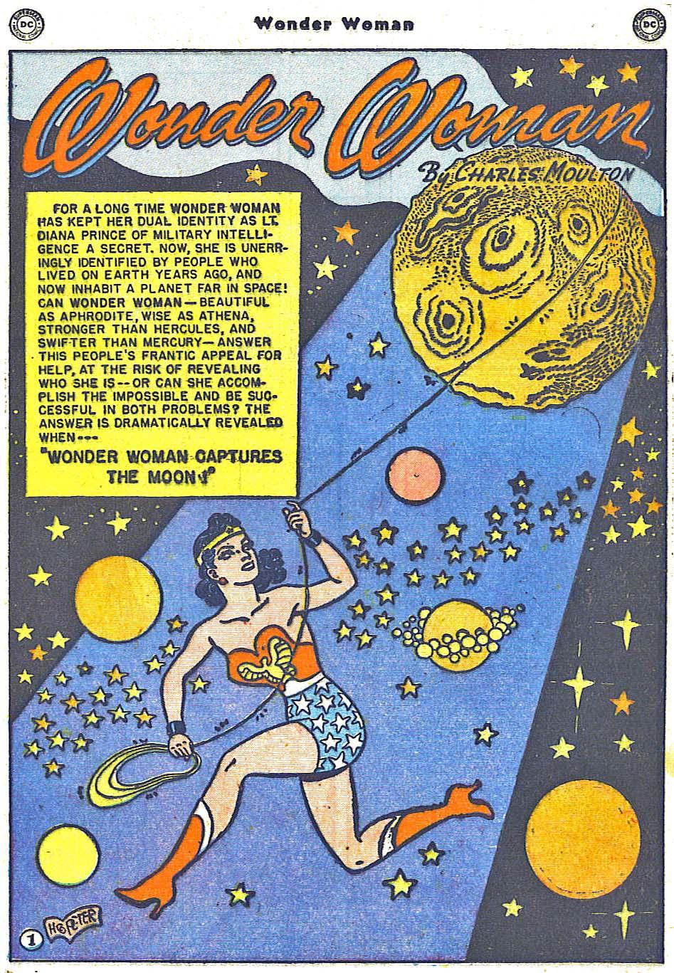 Read online Wonder Woman (1942) comic -  Issue #38 - 17