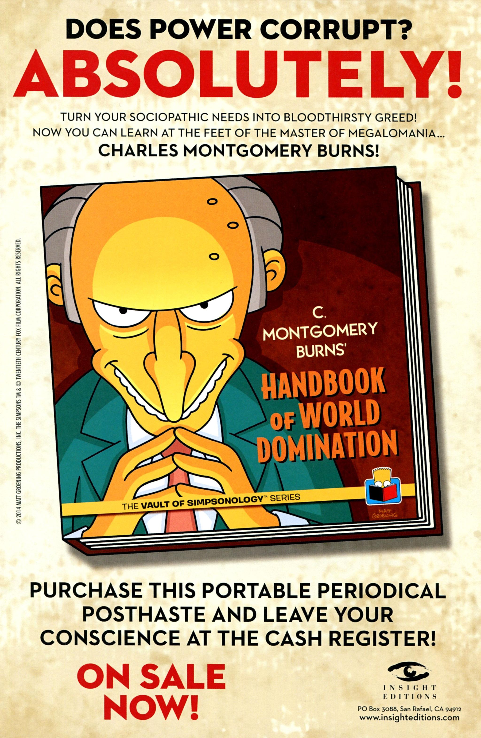 Read online Simpsons Comics Presents Bart Simpson comic -  Issue #93 - 29