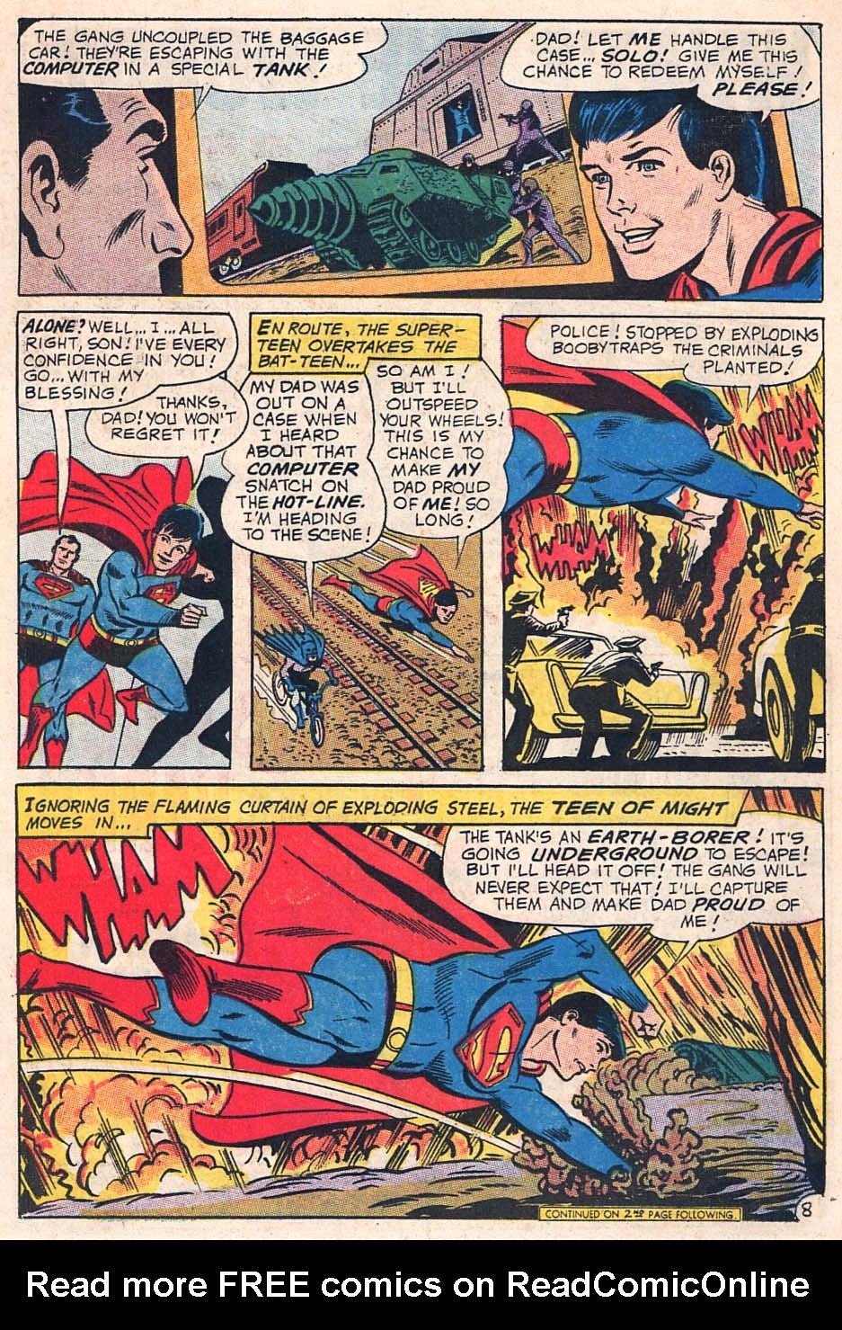 Read online Action Comics (1938) comic -  Issue #391 - 11