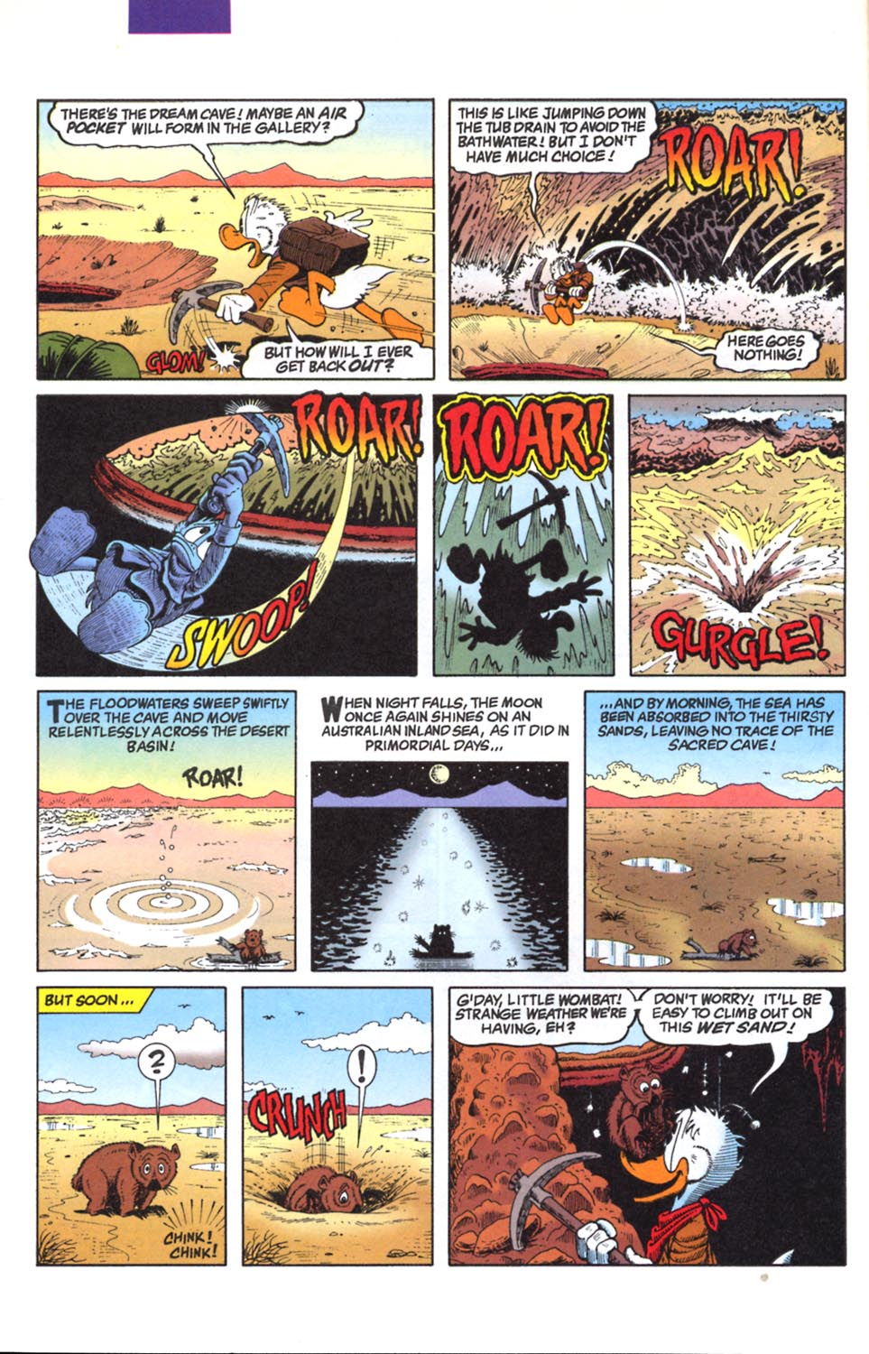 Read online Uncle Scrooge (1953) comic -  Issue #291 - 14