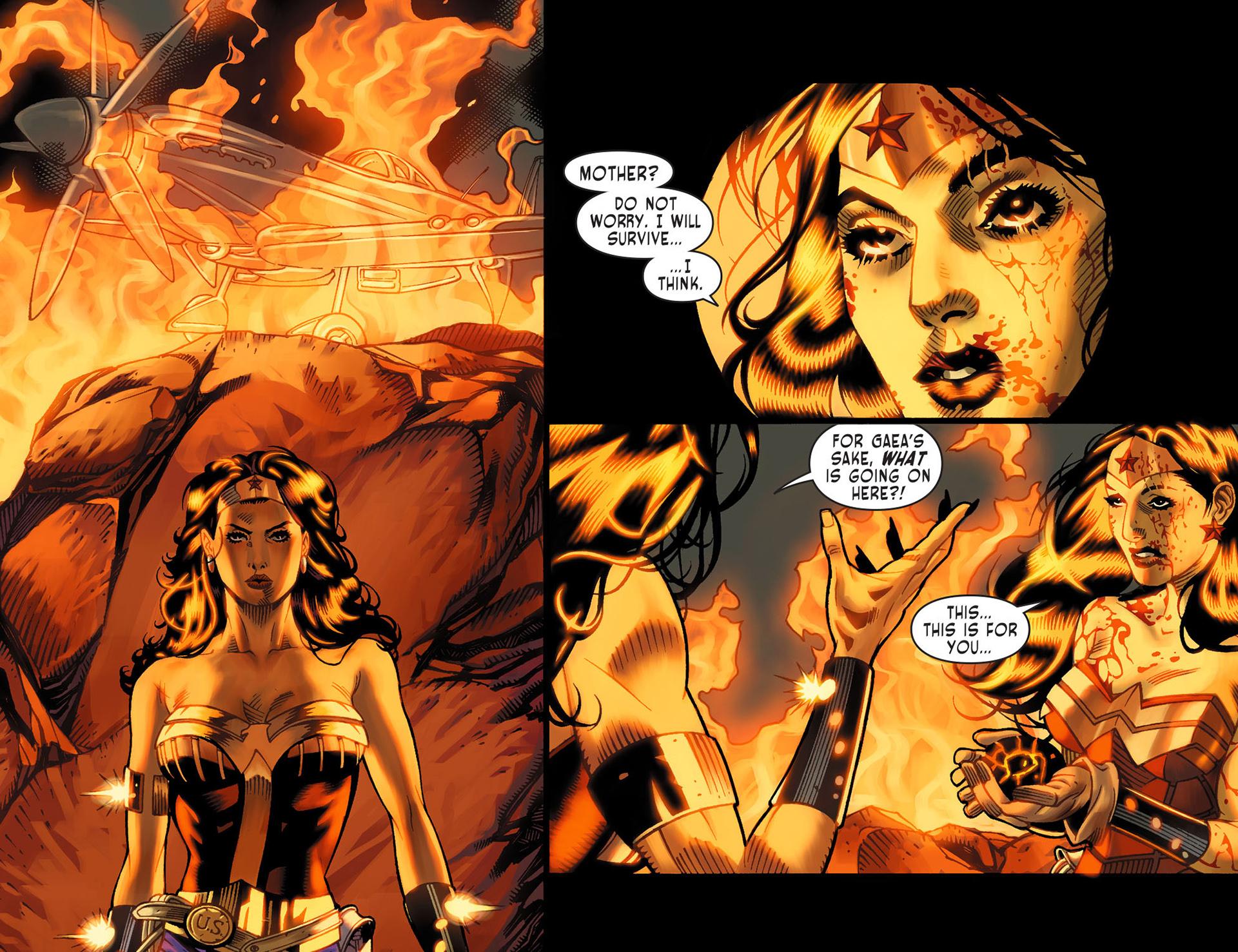 Read online Sensation Comics Featuring Wonder Woman comic -  Issue #13 - 21