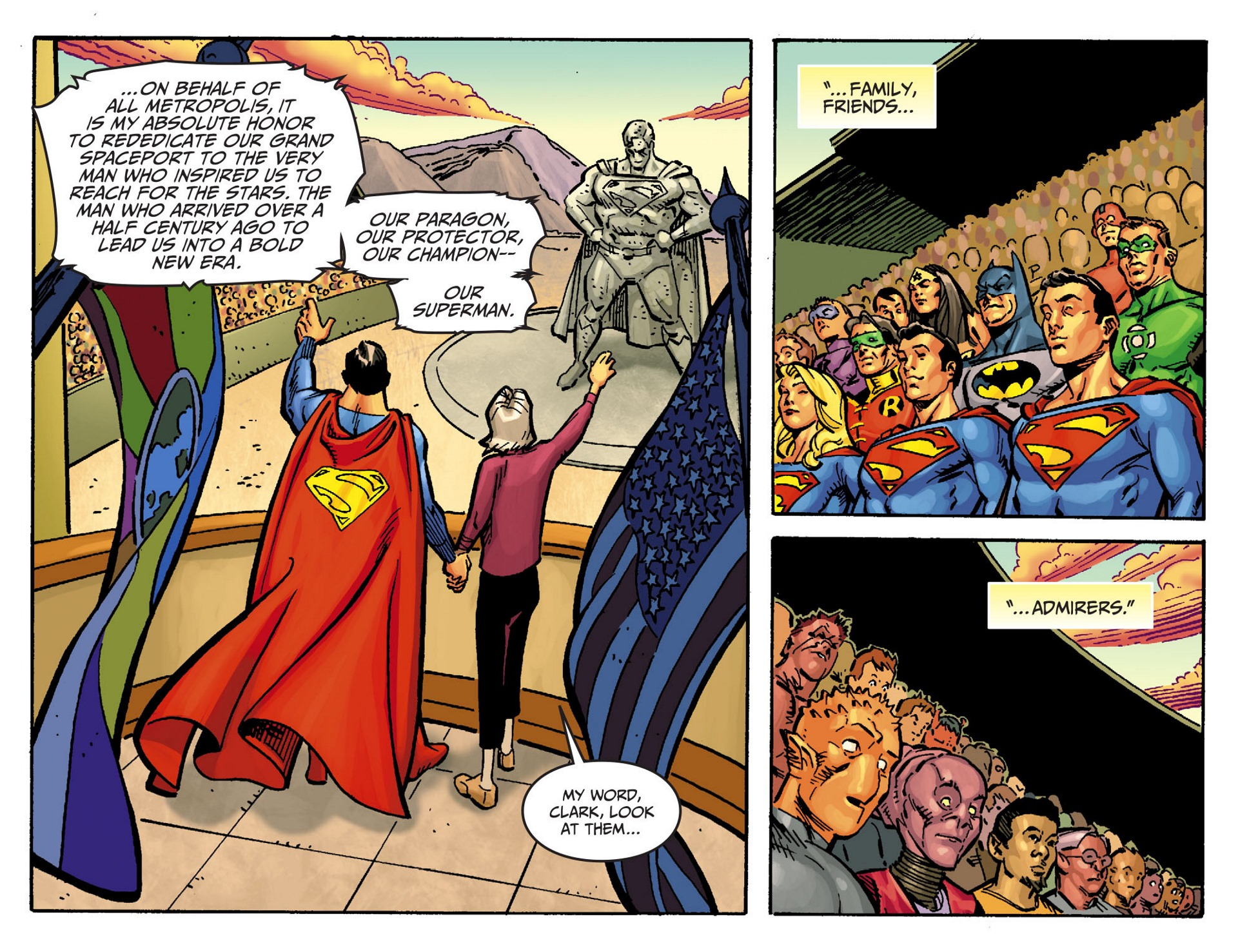 Read online Adventures of Superman [I] comic -  Issue #47 - 9