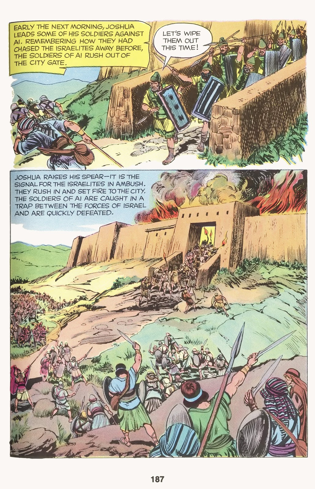 The Picture Bible issue TPB (Part 2) - Page 90