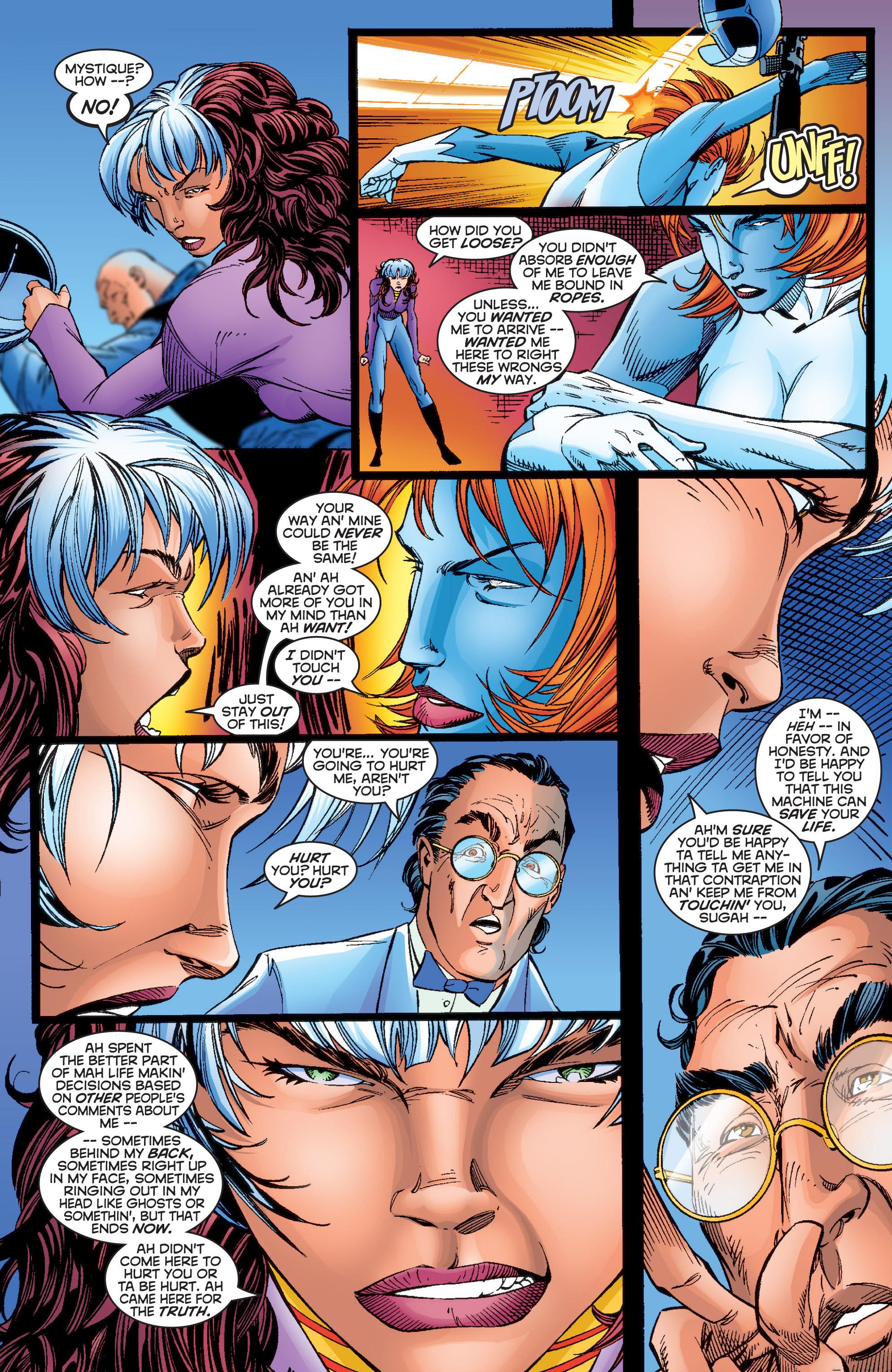 Read online Uncanny X-Men (1963) comic -  Issue #359 - 17