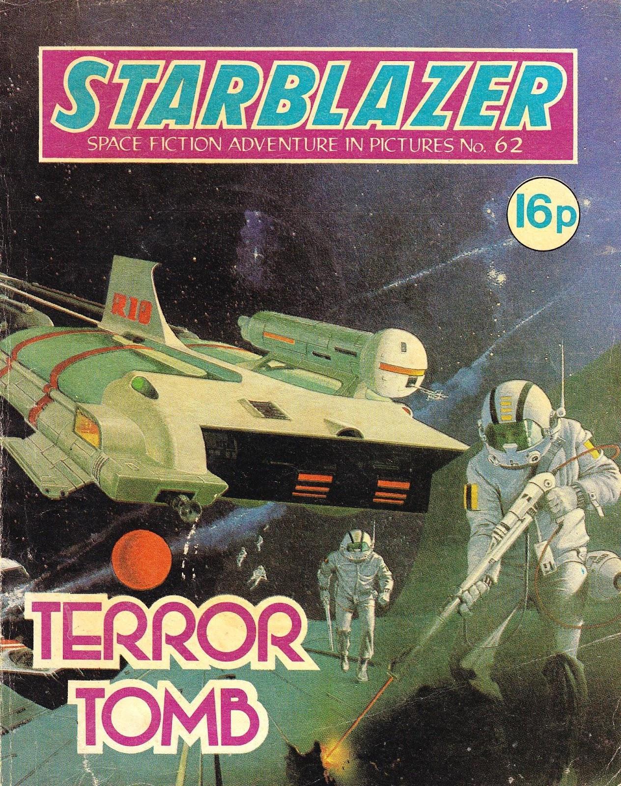 Starblazer issue 62 - Page 1