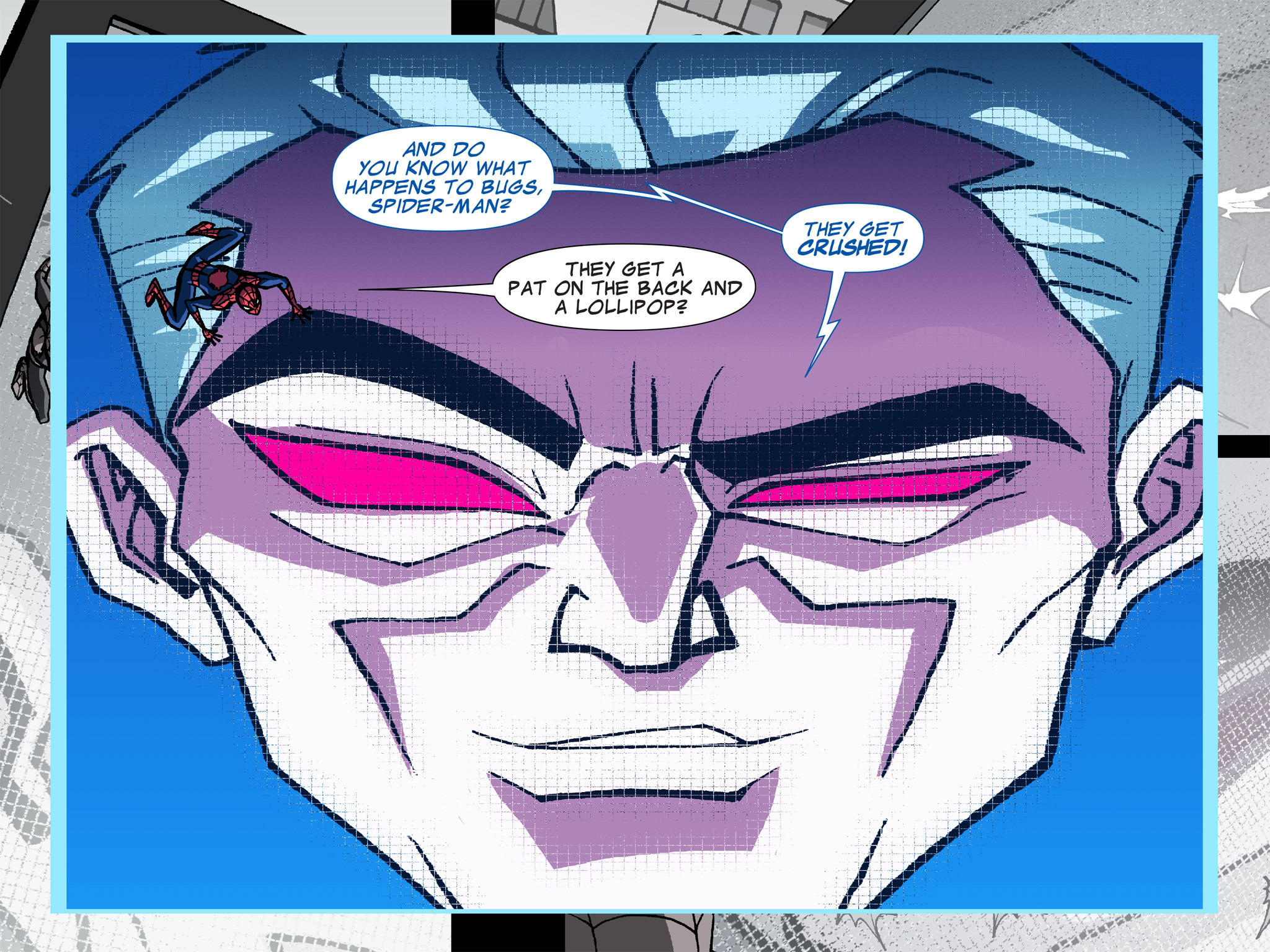 Read online Ultimate Spider-Man (Infinite Comics) (2015) comic -  Issue #6 - 17