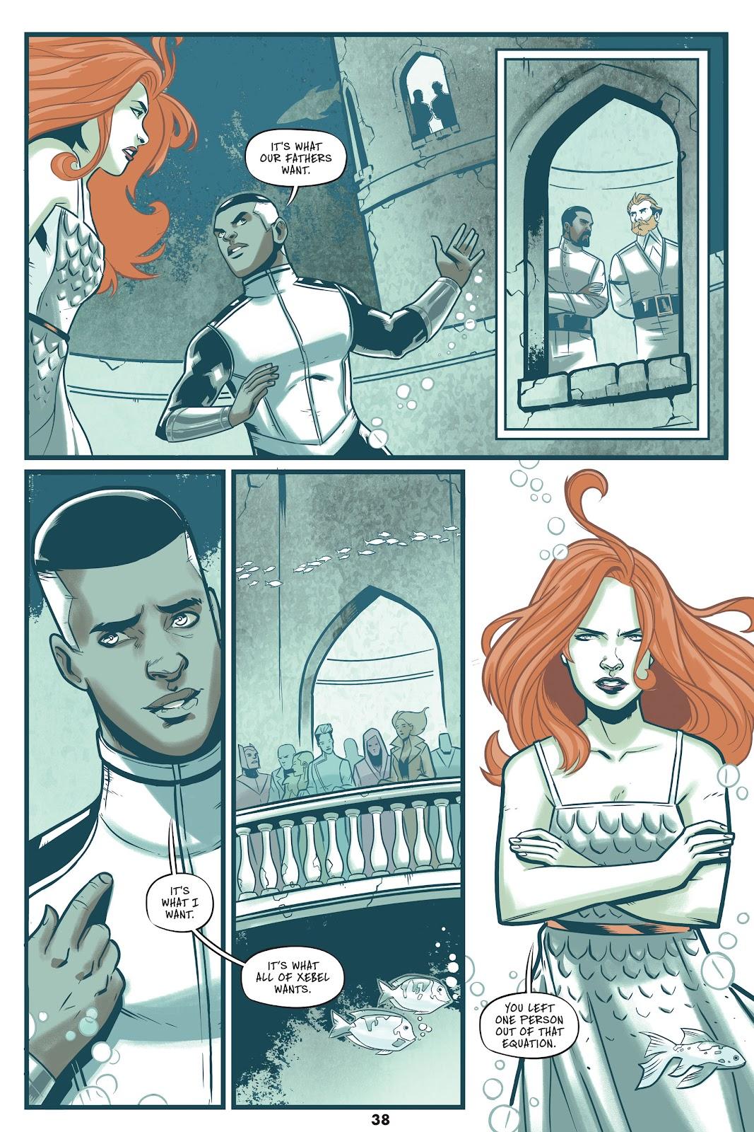 Read online Mera: Tidebreaker comic -  Issue # TPB (Part 1) - 38