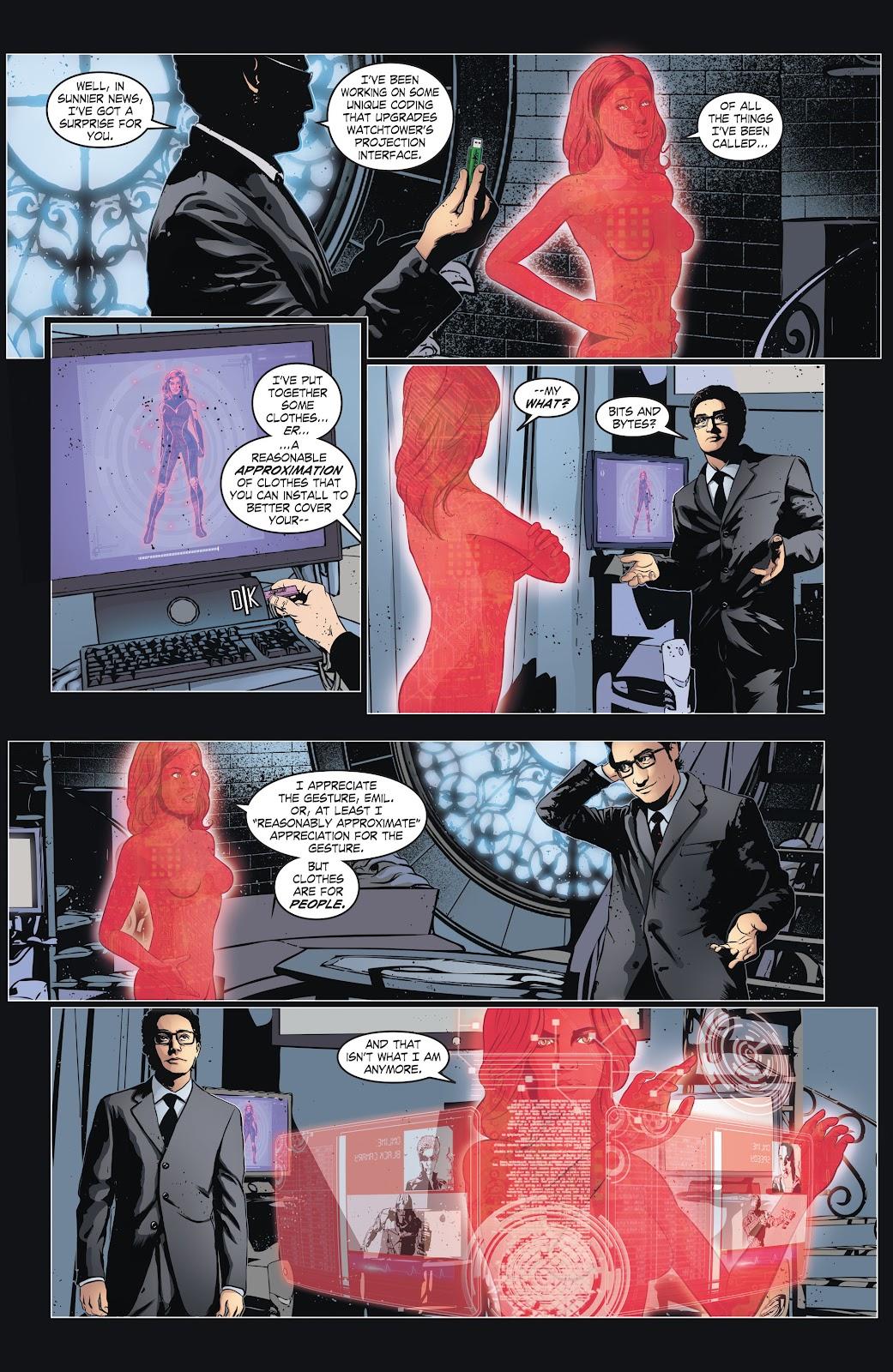 Read online Smallville Season 11 [II] comic -  Issue # TPB 6 - 11