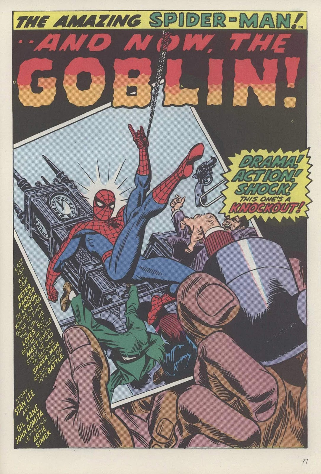 The Amazing Spider-Man (1979) issue TPB - Page 73