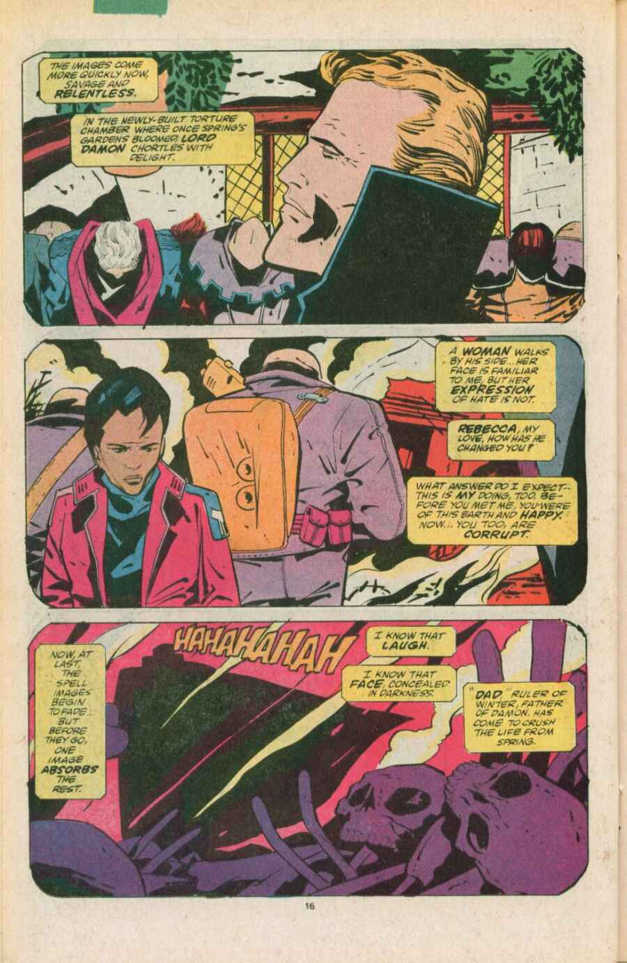 Read online Justice (1986) comic -  Issue #11 - 17