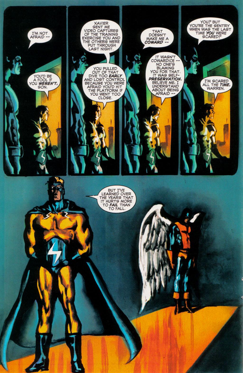 Read online Sentry/X-Men comic -  Issue # Full - 15