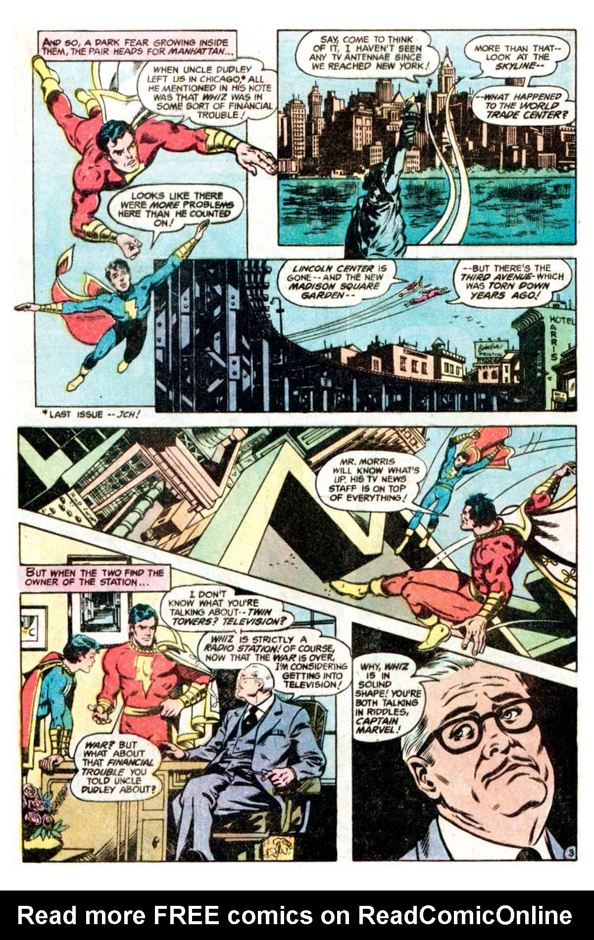 Read online Shazam! (1973) comic -  Issue #35 - 4