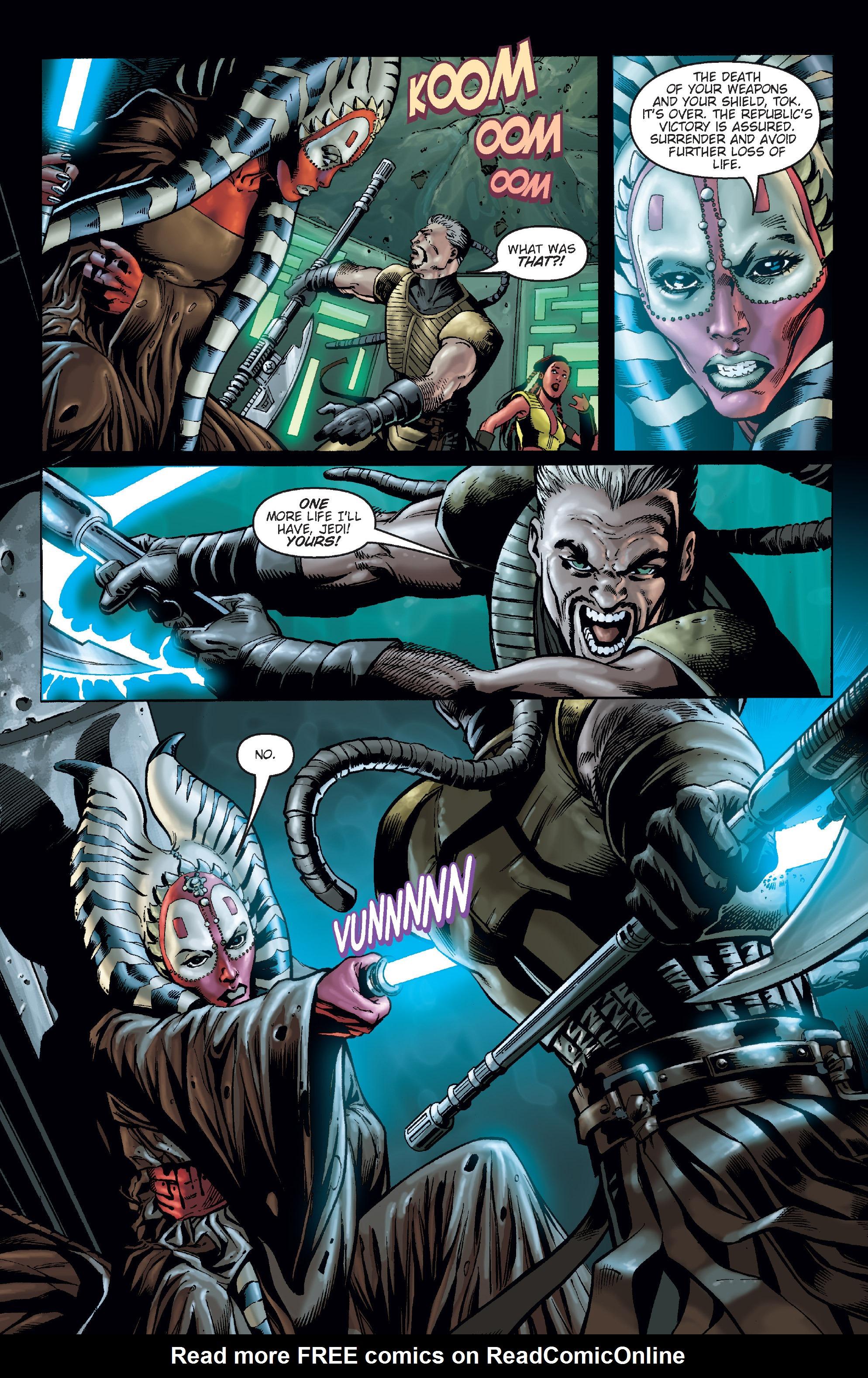 Read online Star Wars Omnibus comic -  Issue # Vol. 24 - 225